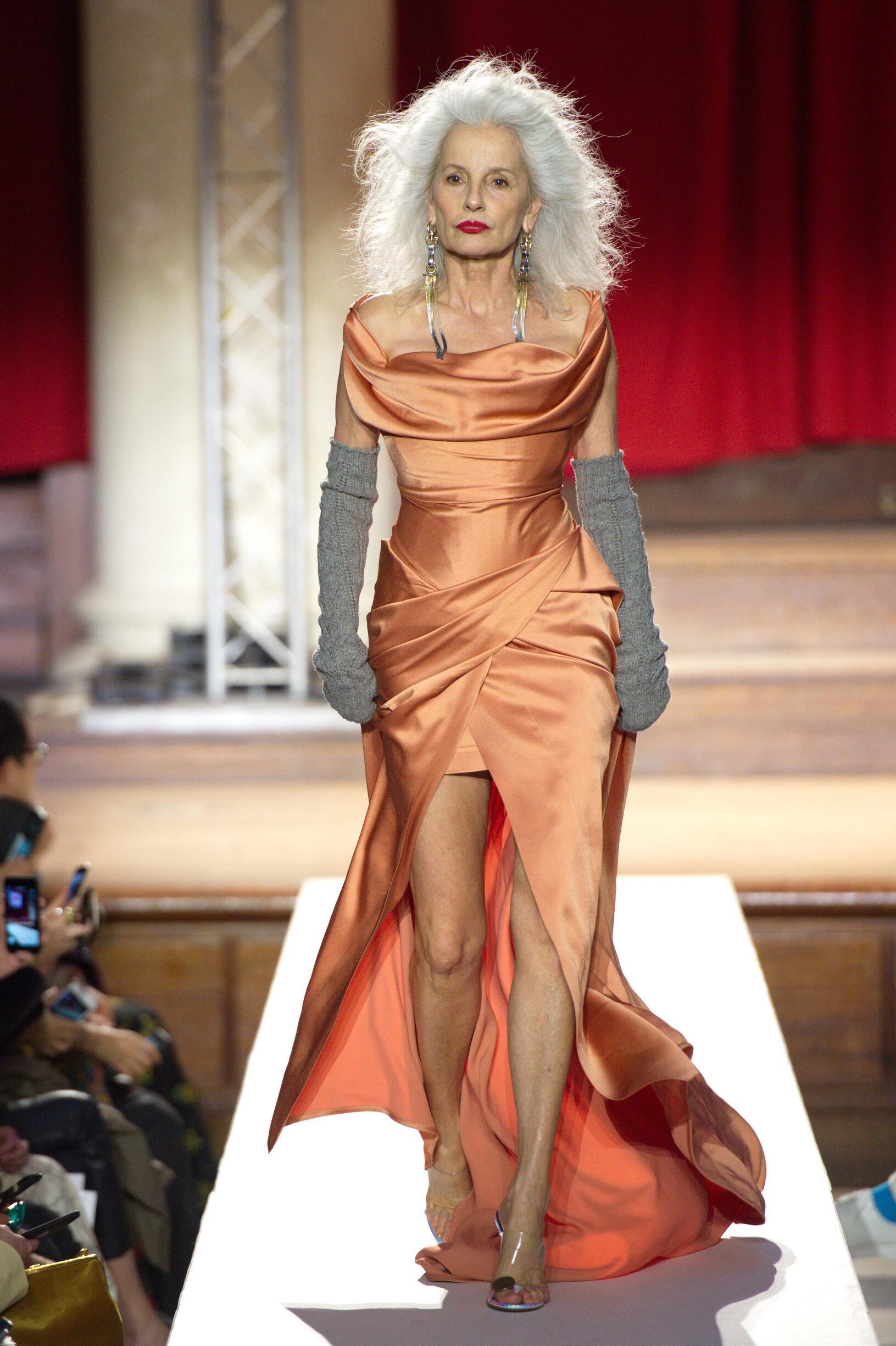 FW 2019 Vivienne Westwood Show London Fashion Week Womenswear