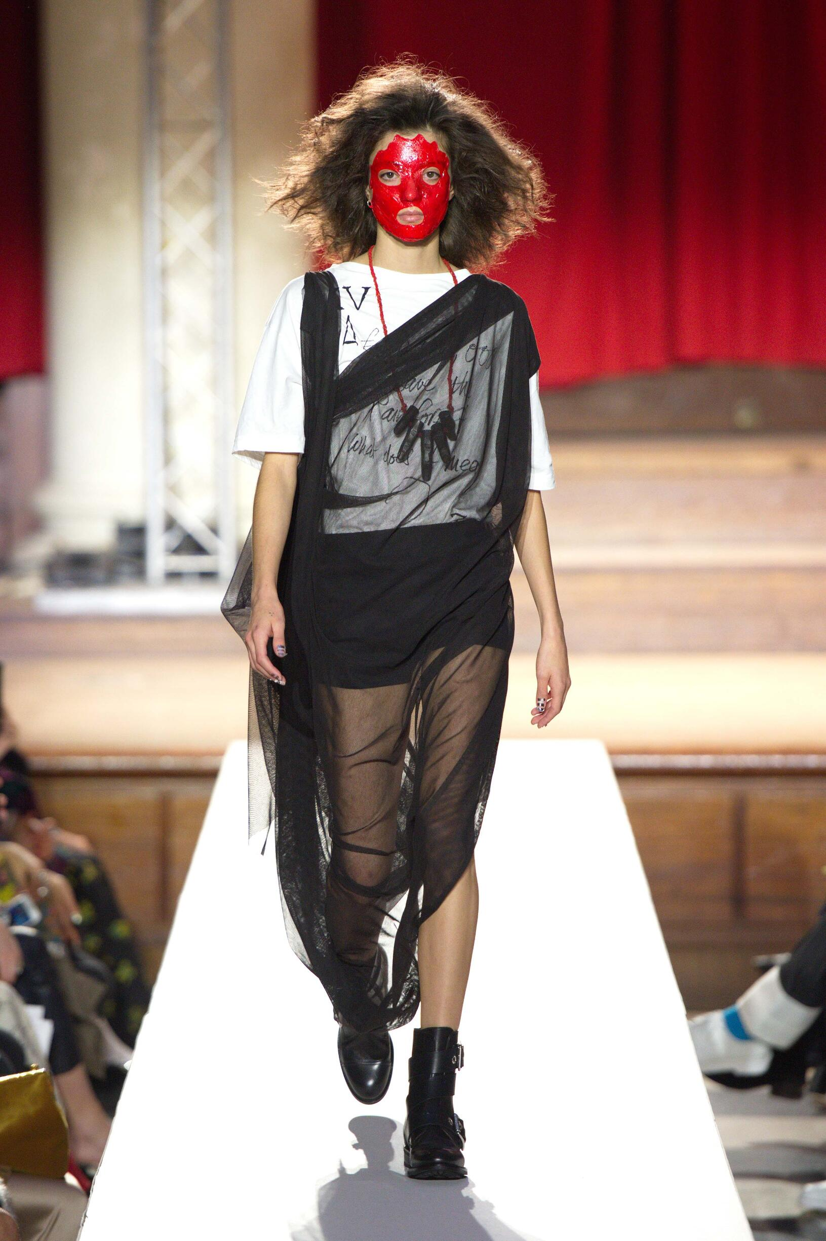 FW 2019 Vivienne Westwood Show London Fashion Week