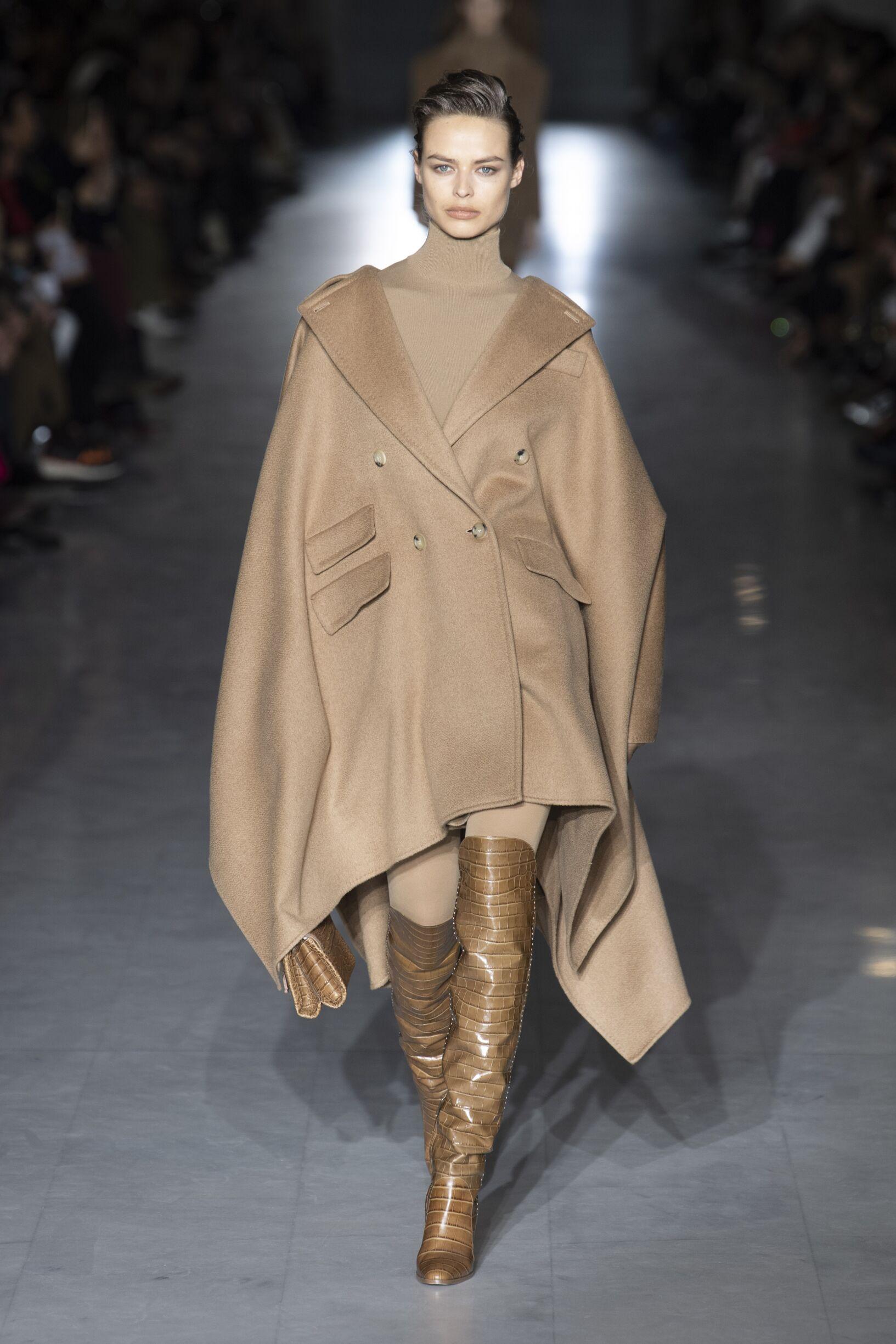 Fall 2019 Fashion Trends Max Mara
