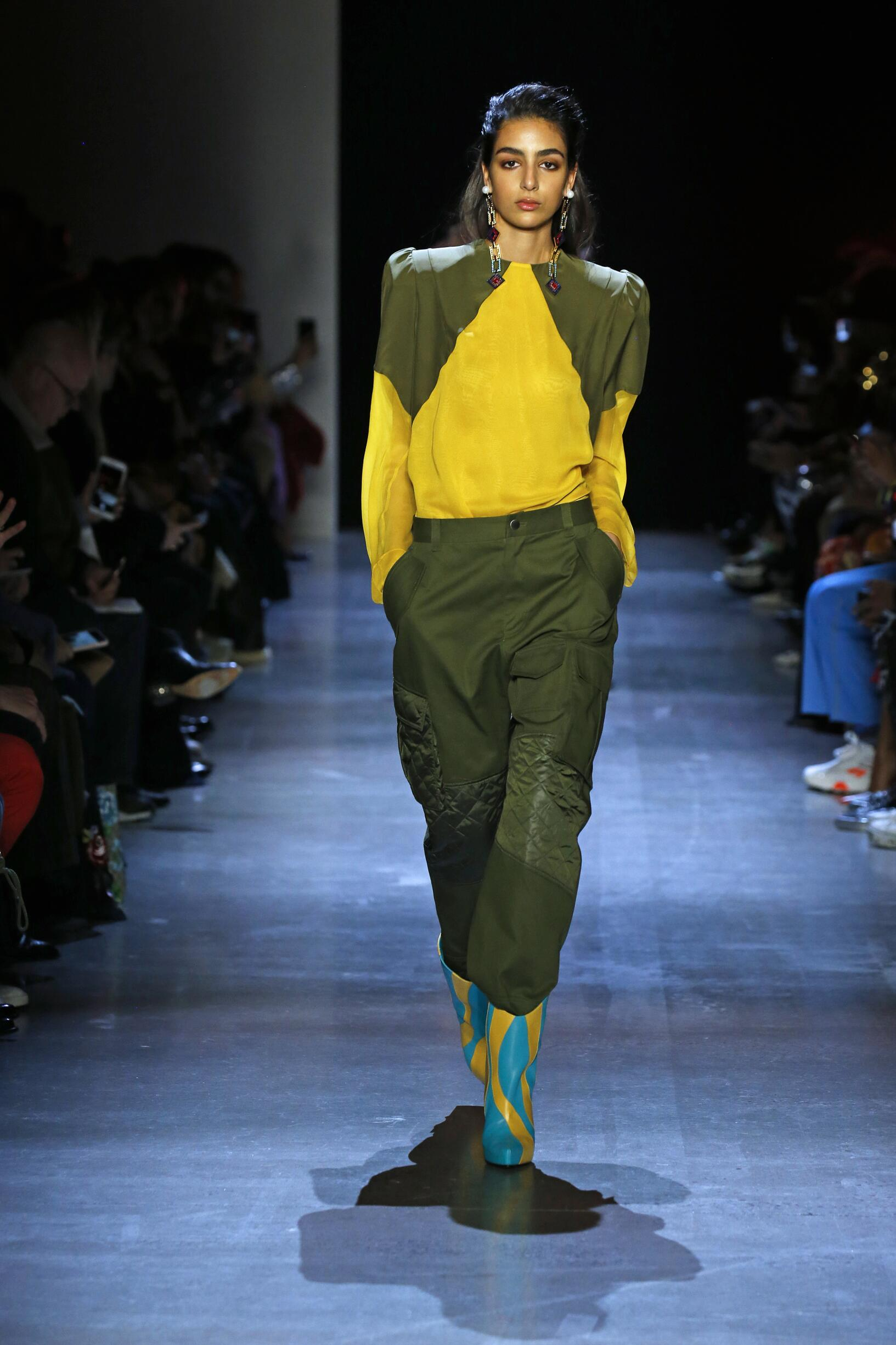 Fall 2019 Fashion Trends Prabal Gurung