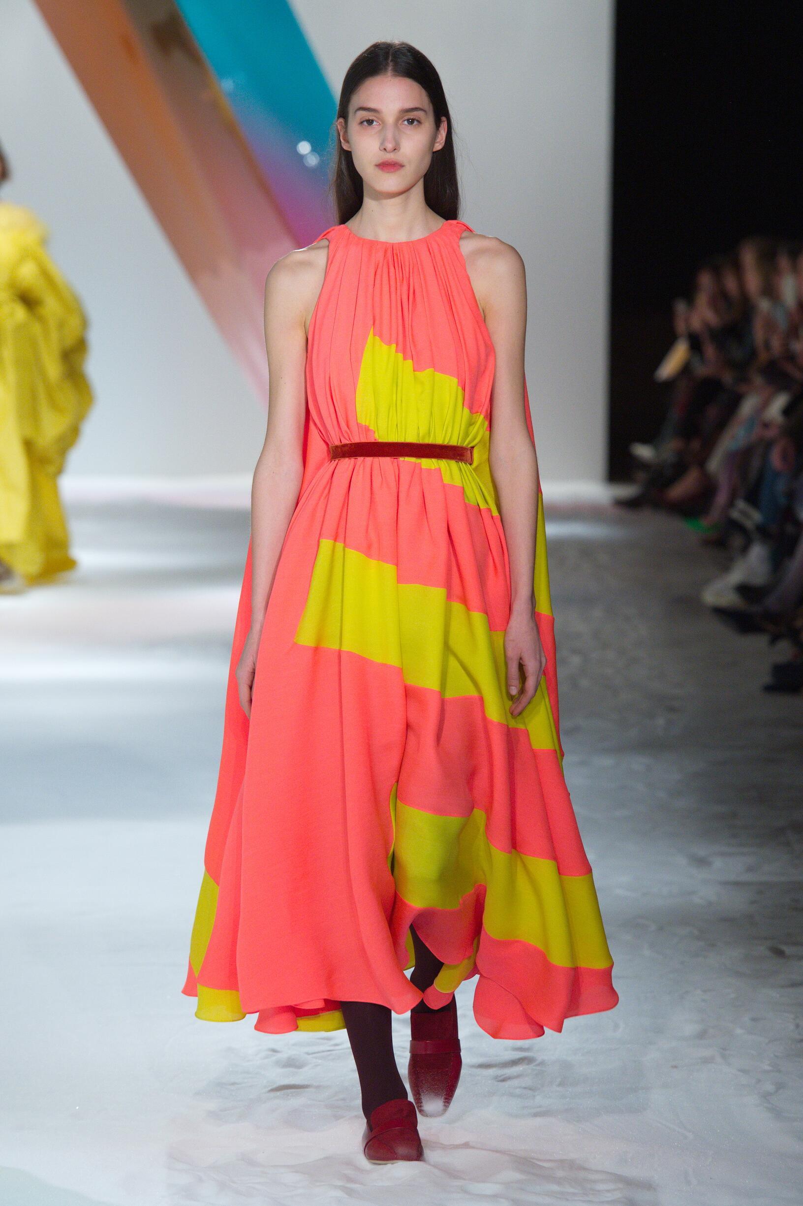 Fall 2019 Fashion Trends Roksanda