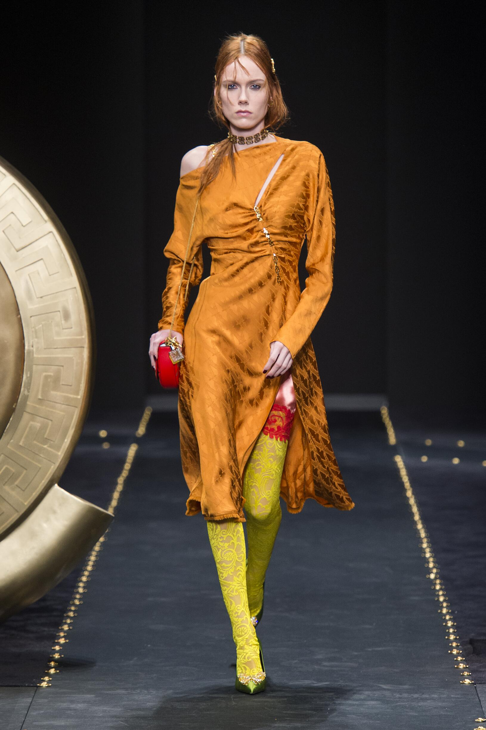 Fall 2019 Fashion Trends Versace