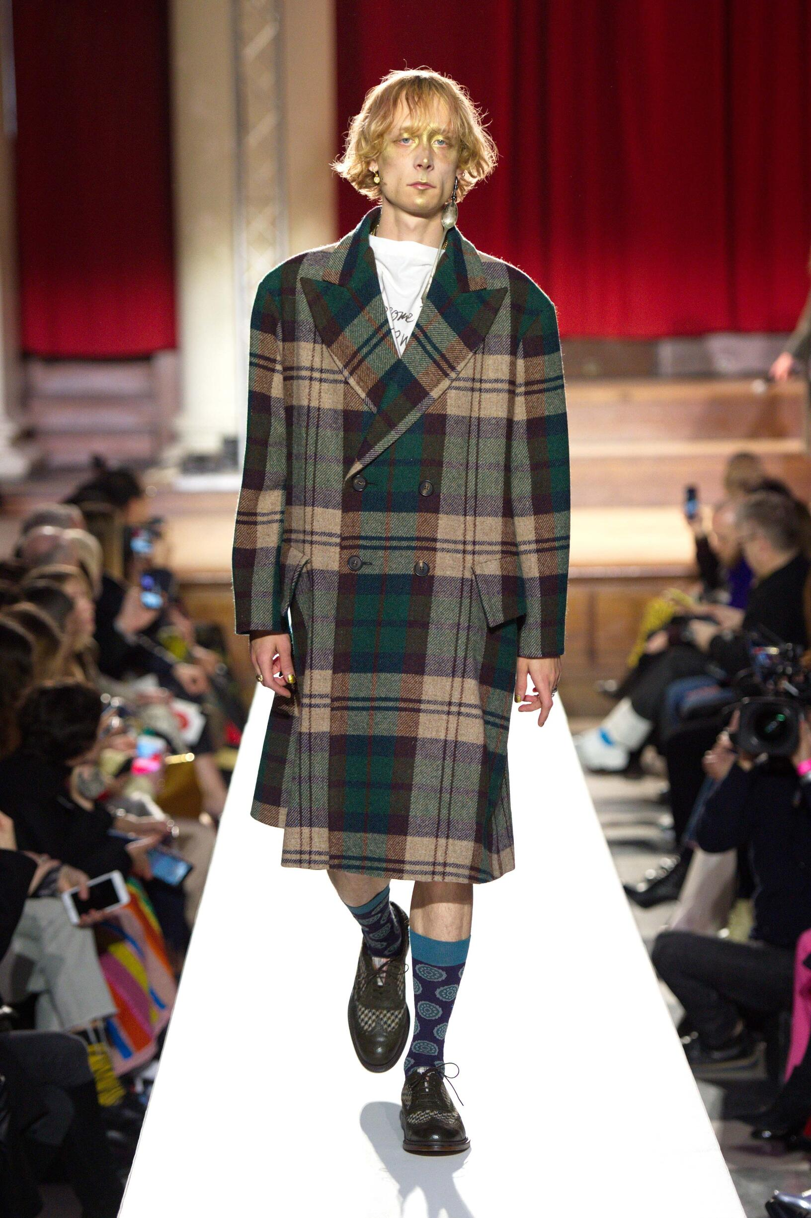 Fall 2019 Fashion Trends Vivienne Westwood