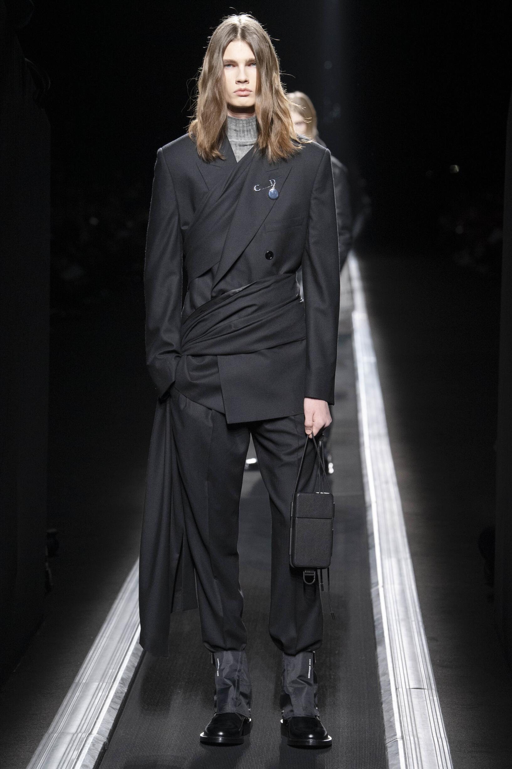 Fall 2019 Menswear Dior