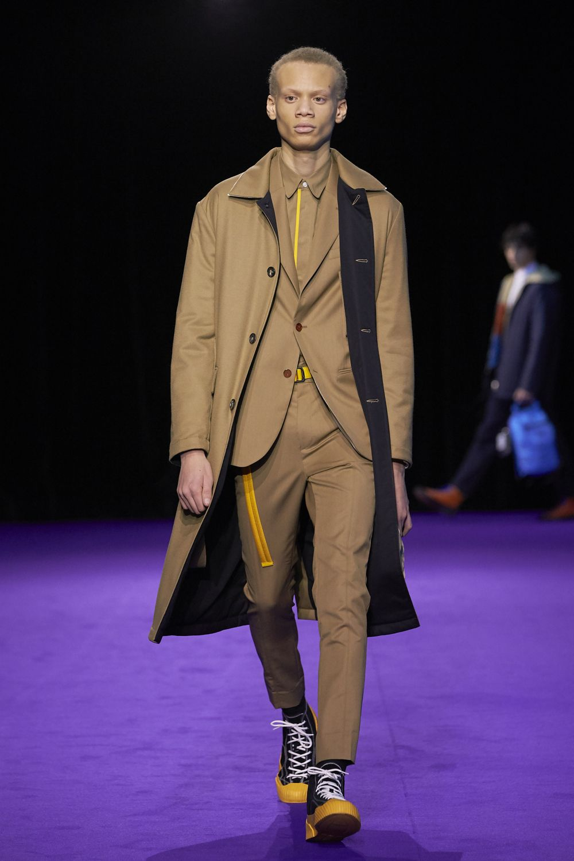 Fall 2019 Menswear Kenzo