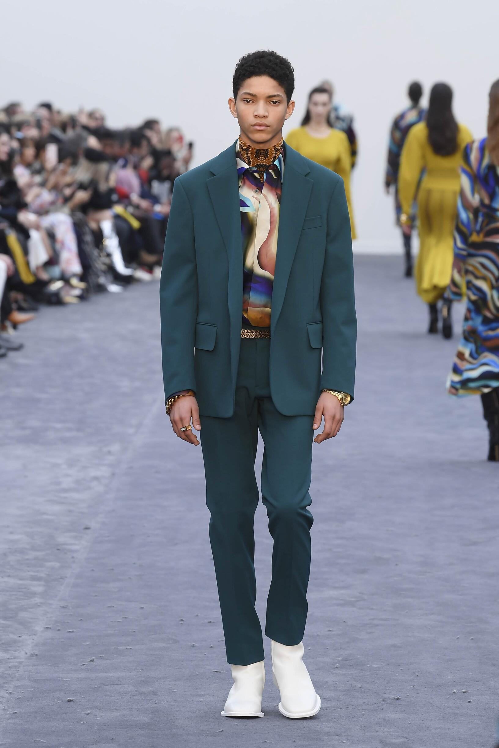 Fall 2019 Menswear Roberto Cavalli