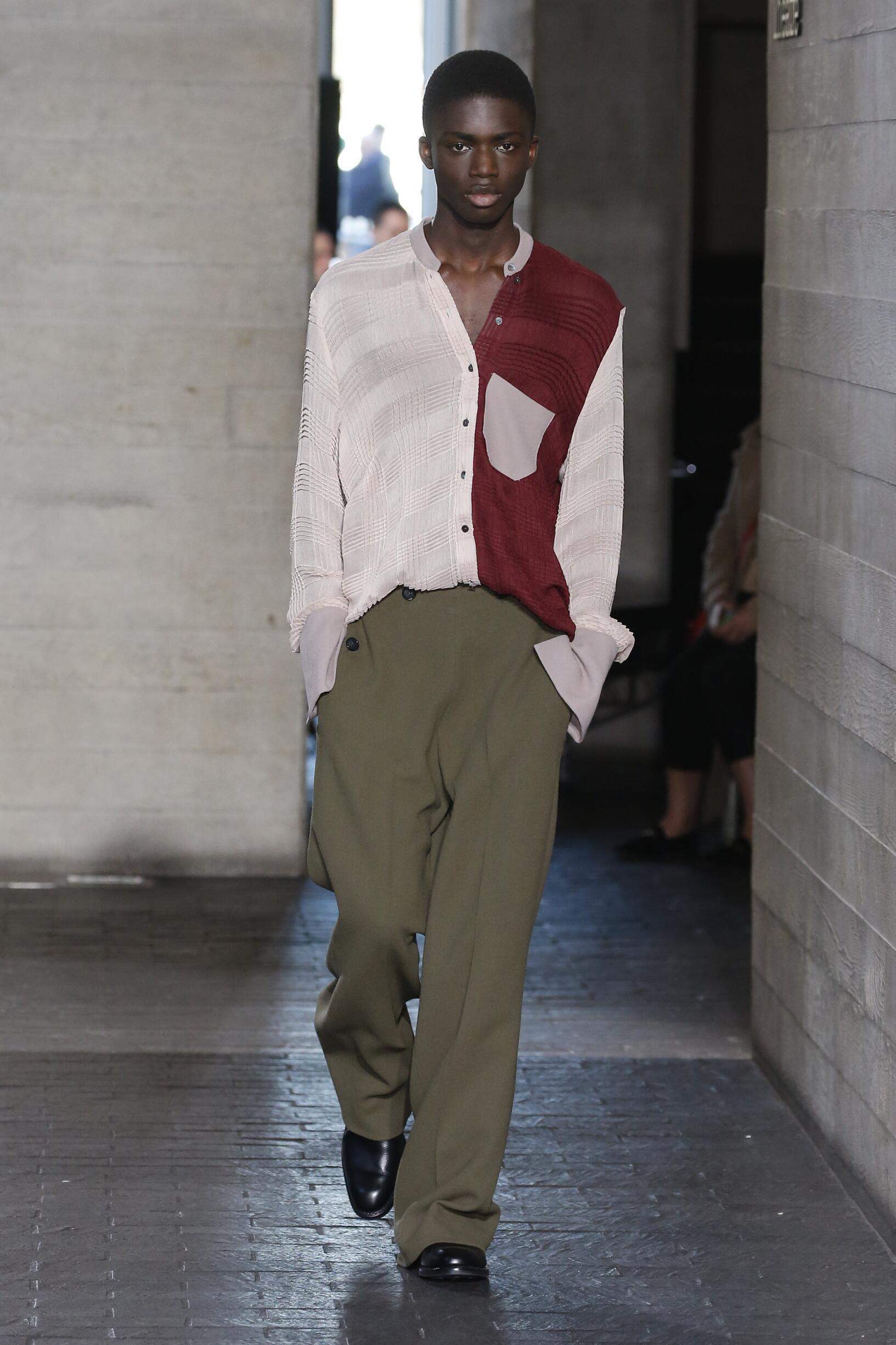 Fall 2019 Menswear Roland Mouret