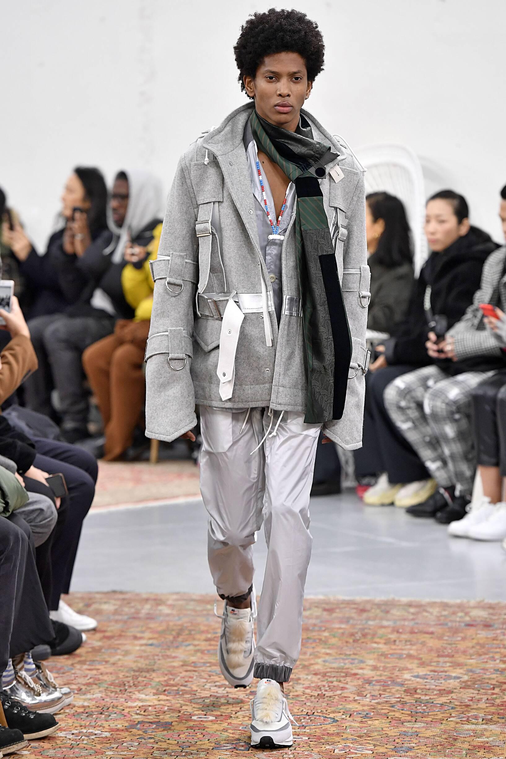 Fall 2019 Menswear Sacai