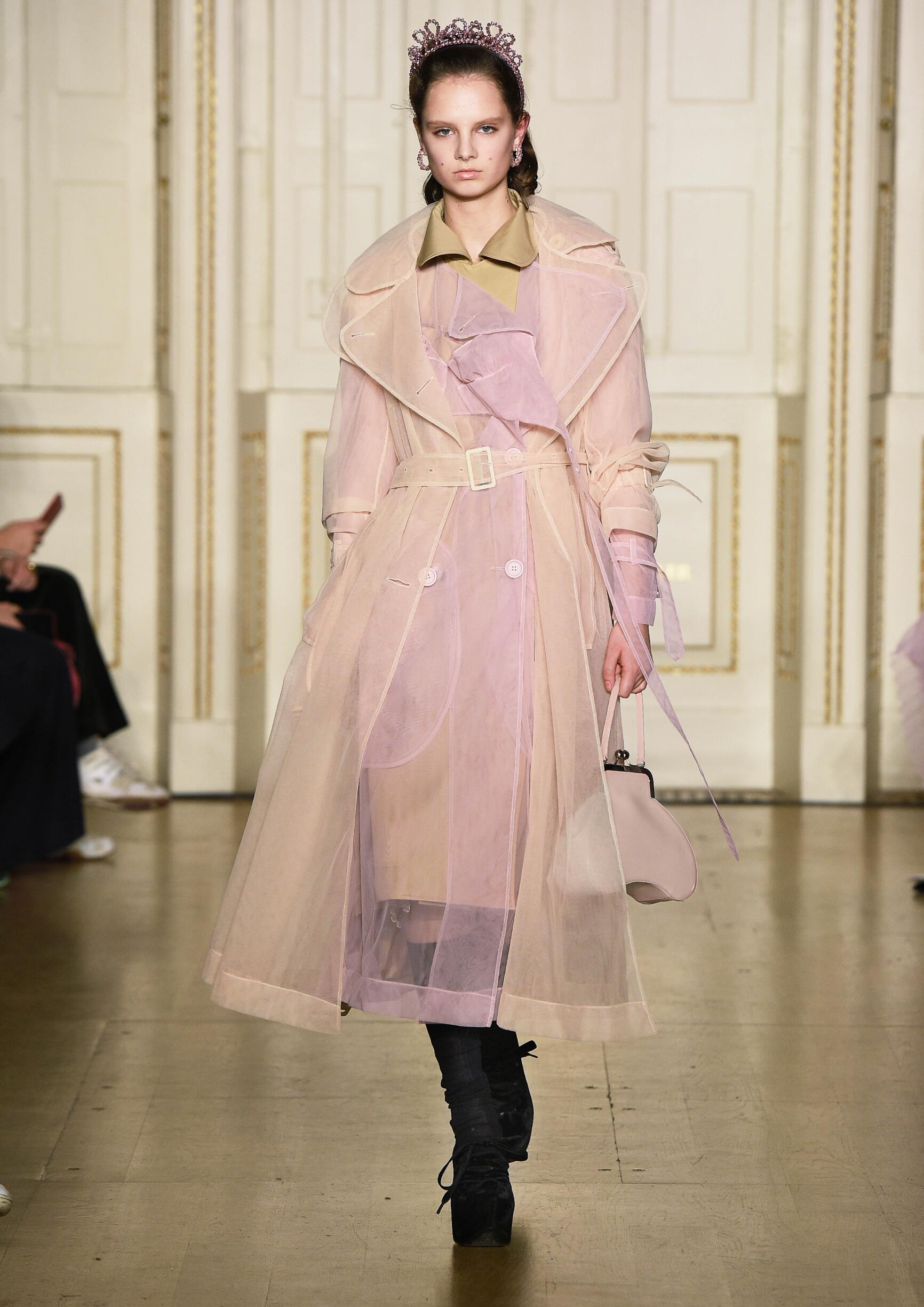 Fall 2019 Womenswear Simone Rocha