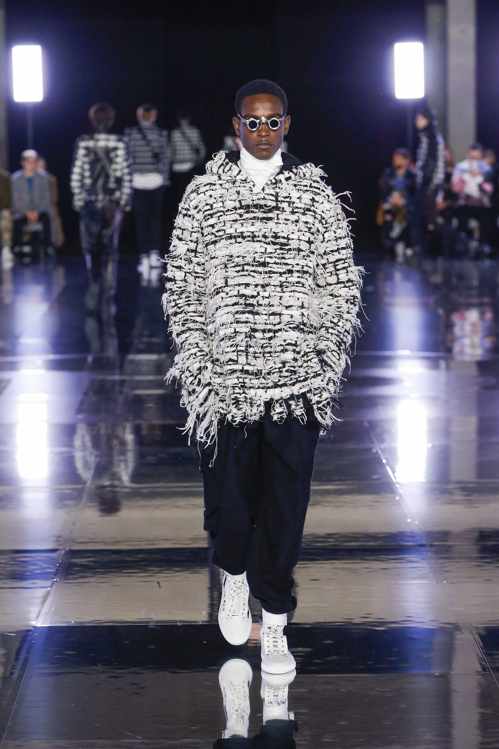 Fall Fashion 2019 Balmain
