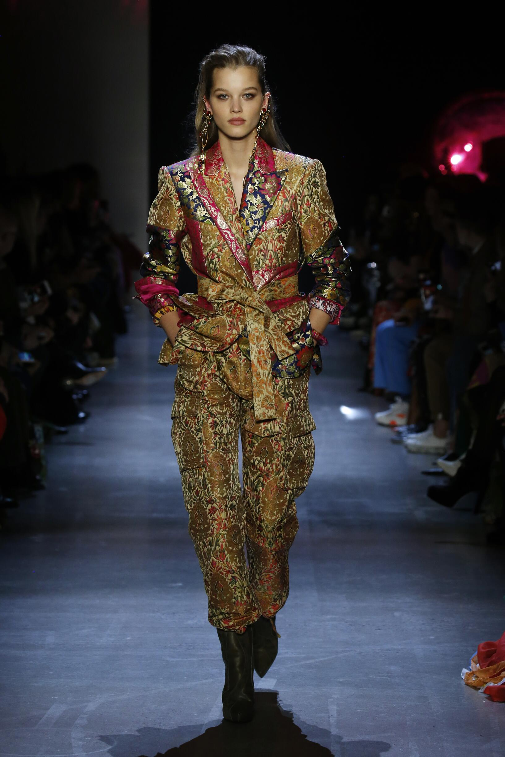 Fall Fashion 2019 Prabal Gurung