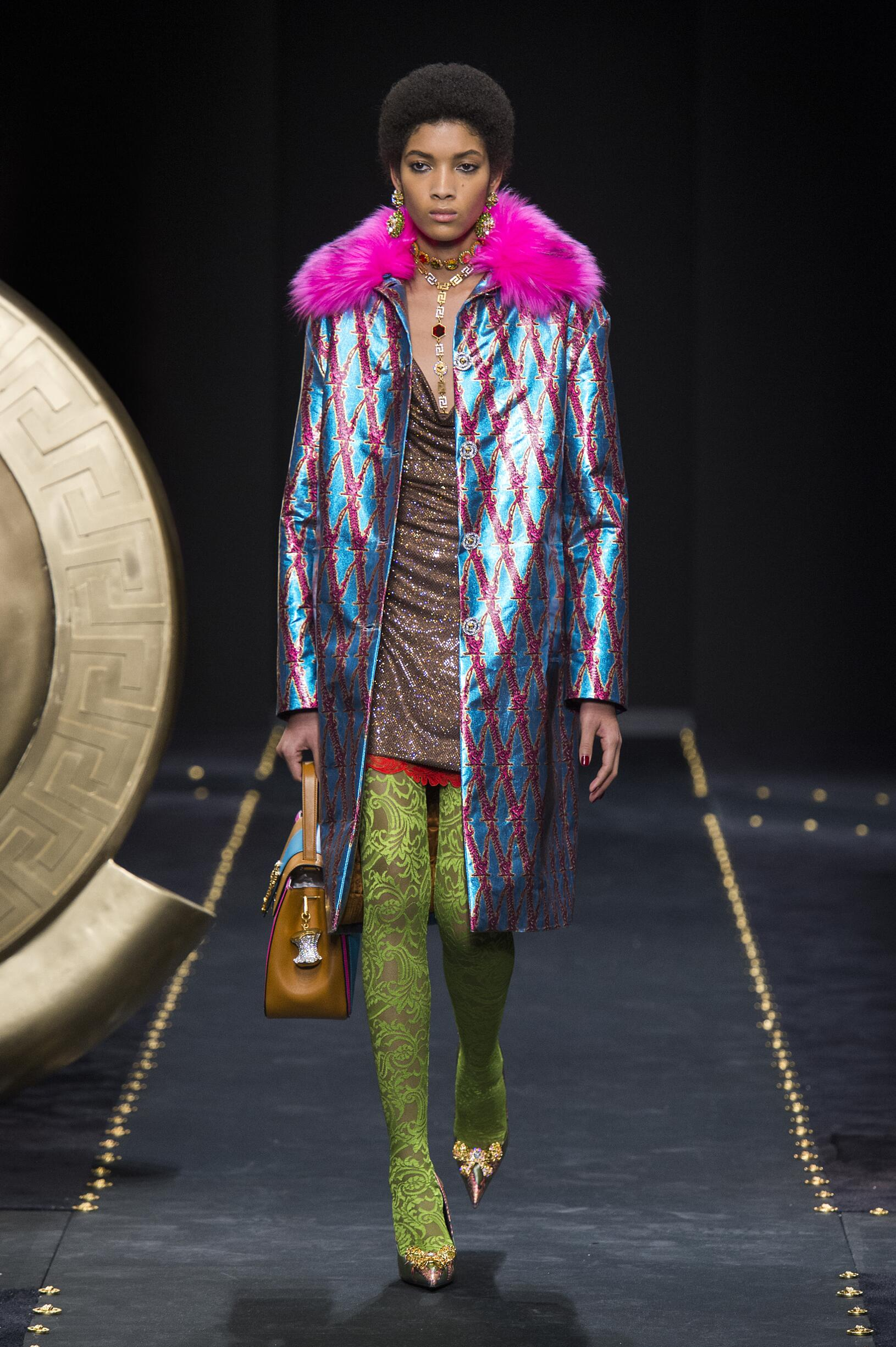 Fall Fashion 2019 Versace