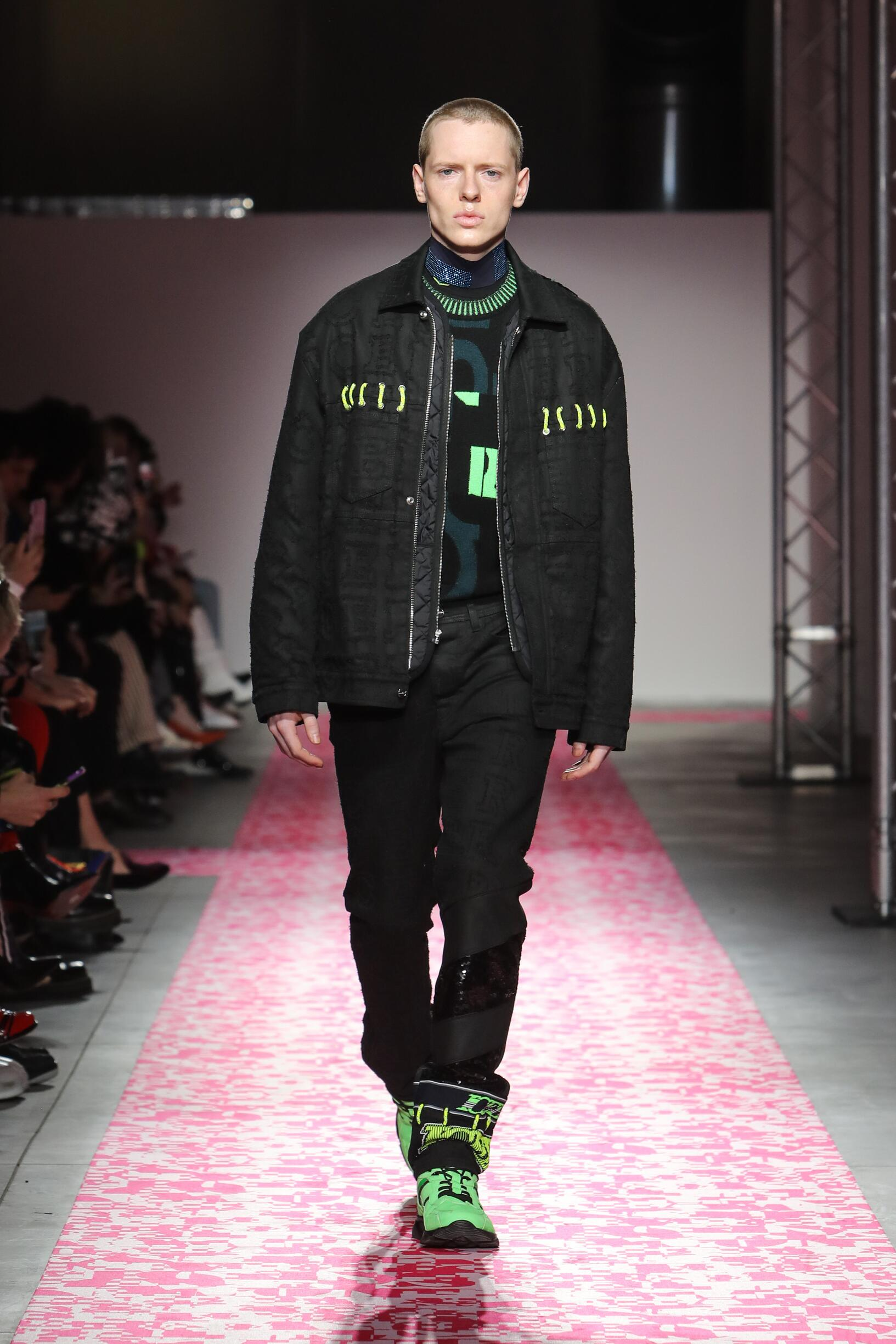 Fall Fashion Men Trends 2019-20 Iceberg
