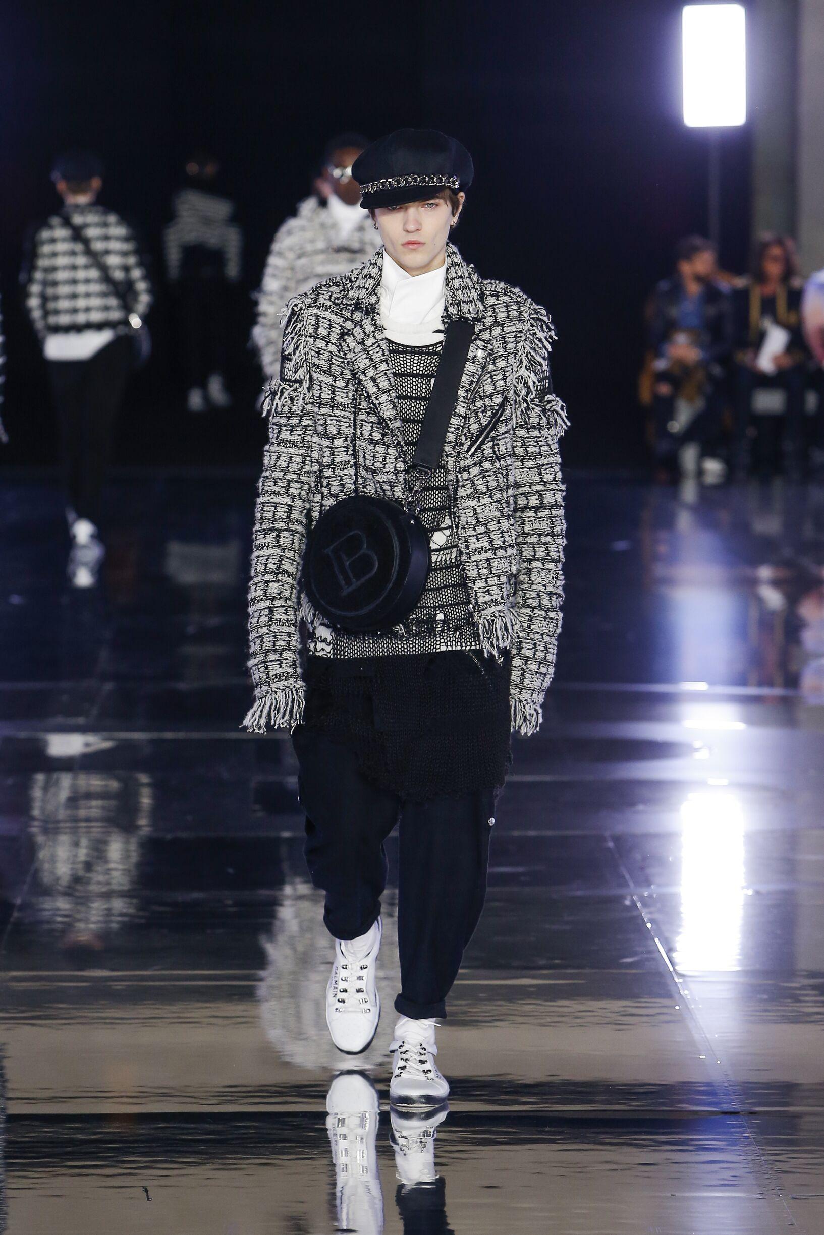 Fall Fashion Trends 2019-20 Balmain