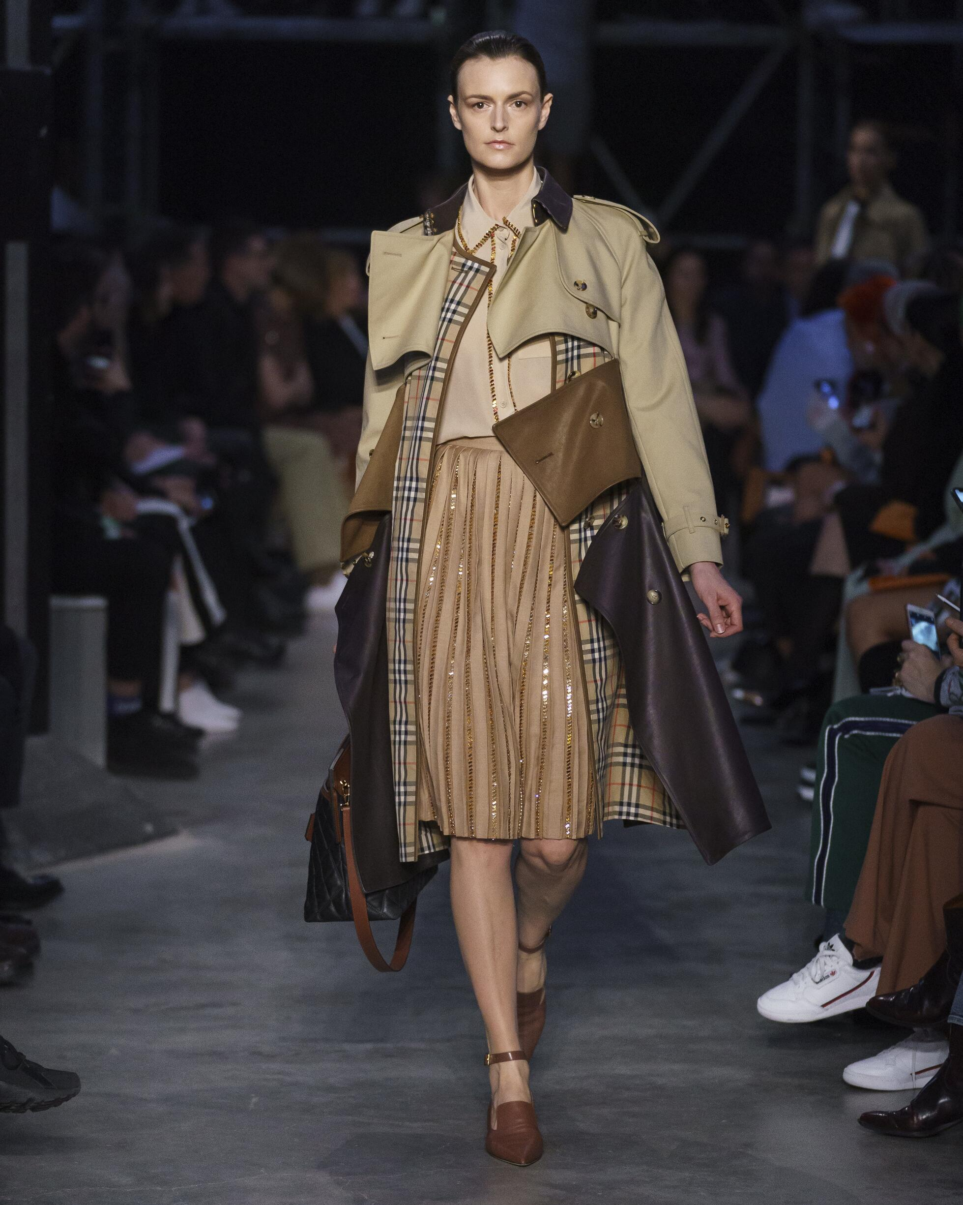 Fall Fashion Trends 2019 20 Burberry