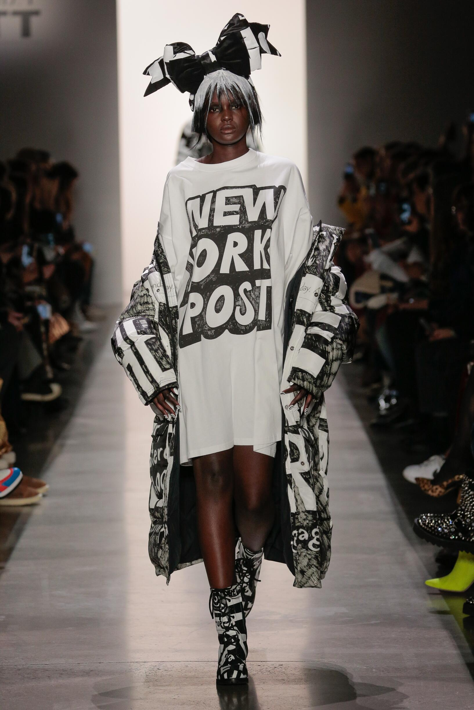 Fall Fashion Trends 2019-20 Jeremy Scott
