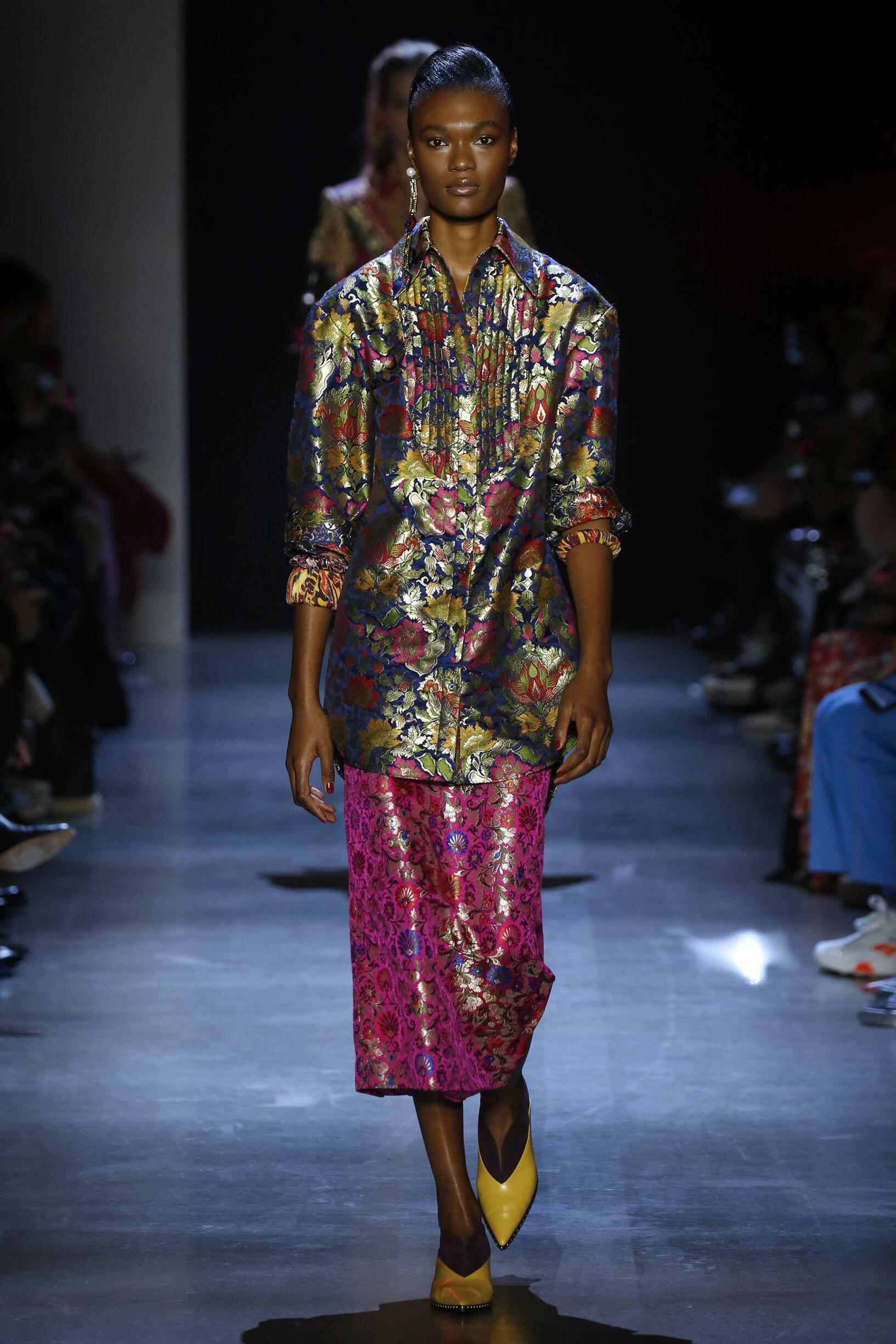 Fall Fashion Trends 2019-20 Prabal Gurung