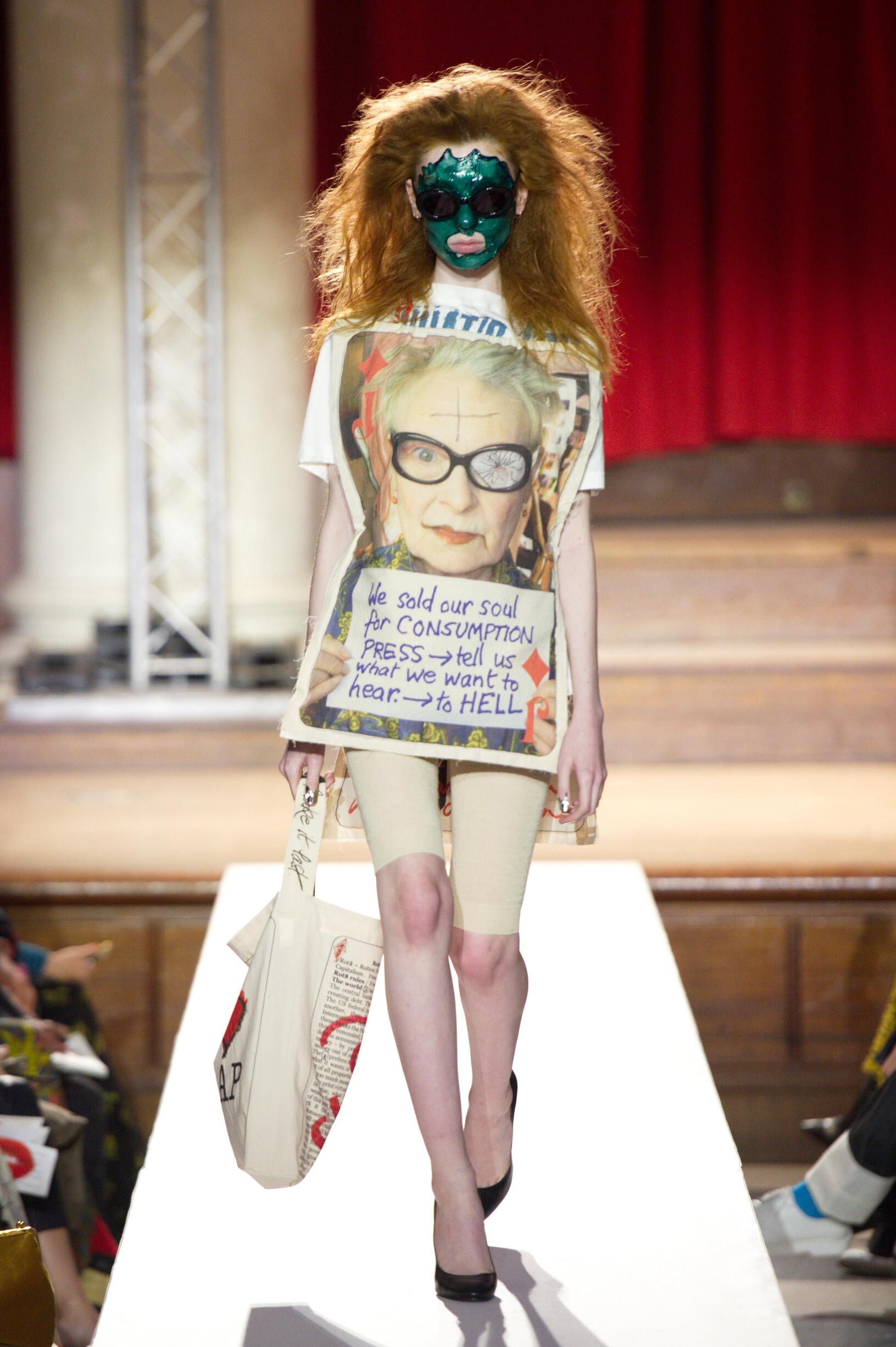 Fall Fashion Trends 2019-20 Vivienne Westwood