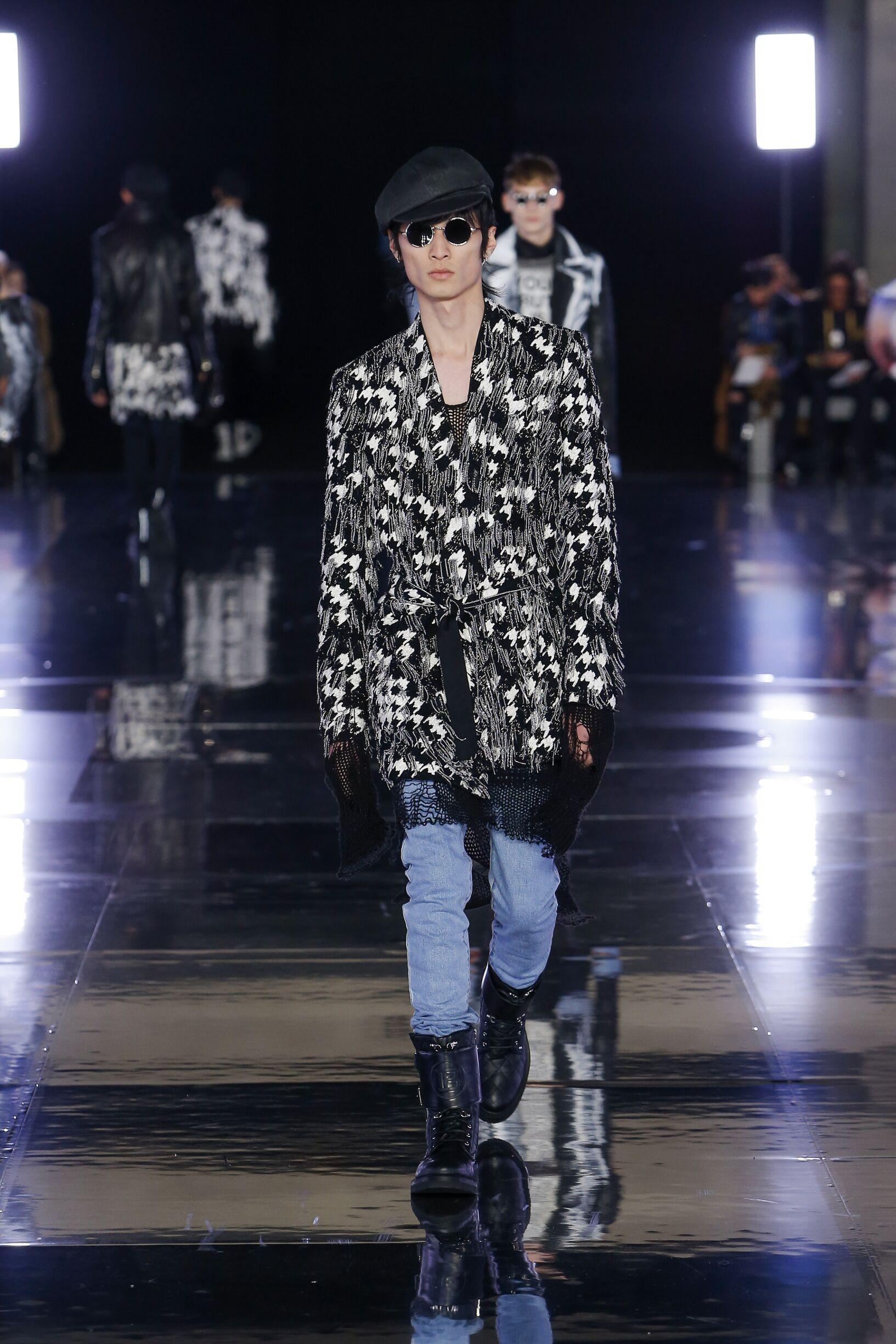 Fall Winter Fashion Trends 2019 Balmain