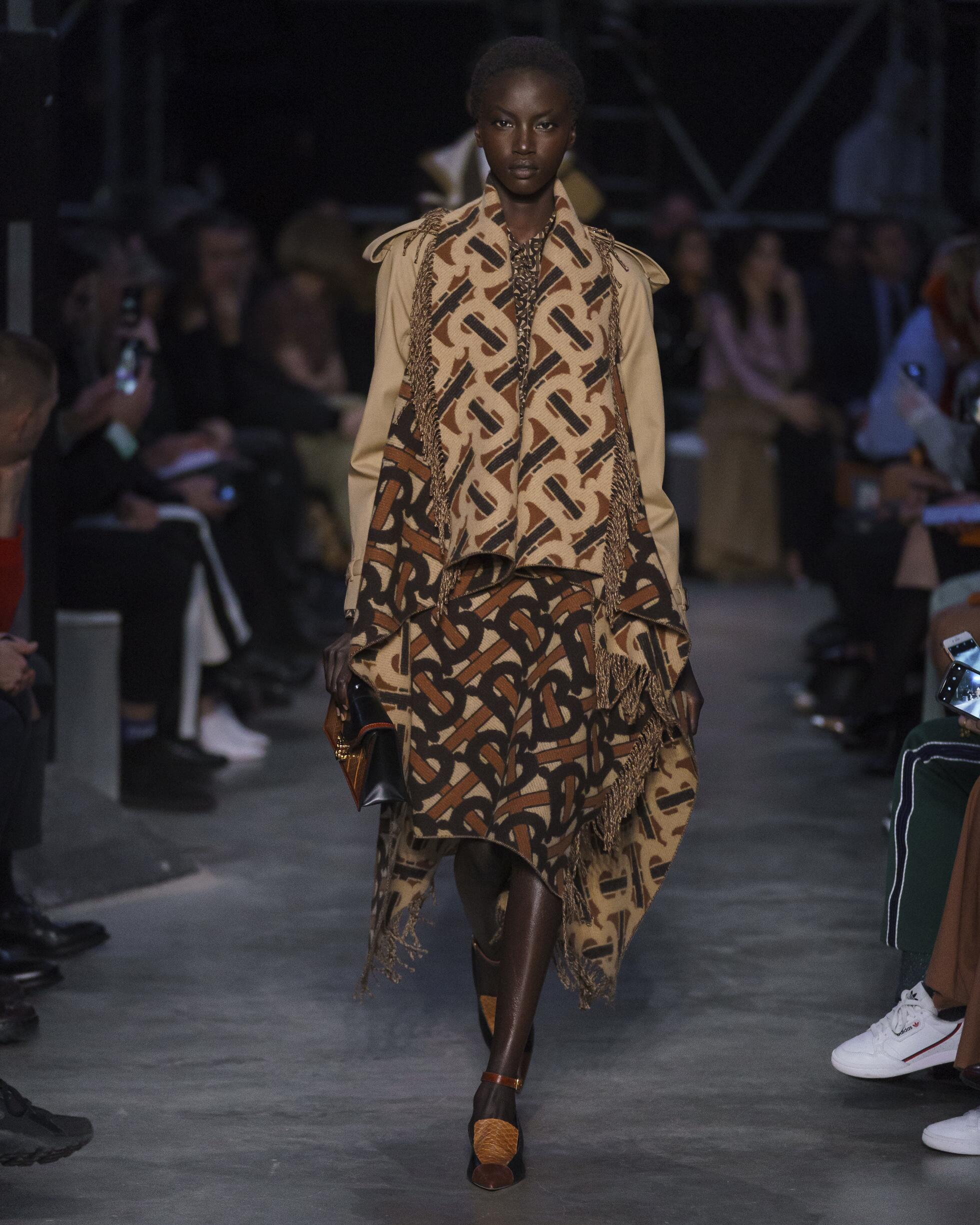 Fall Winter Fashion Trends 2019 Burberry