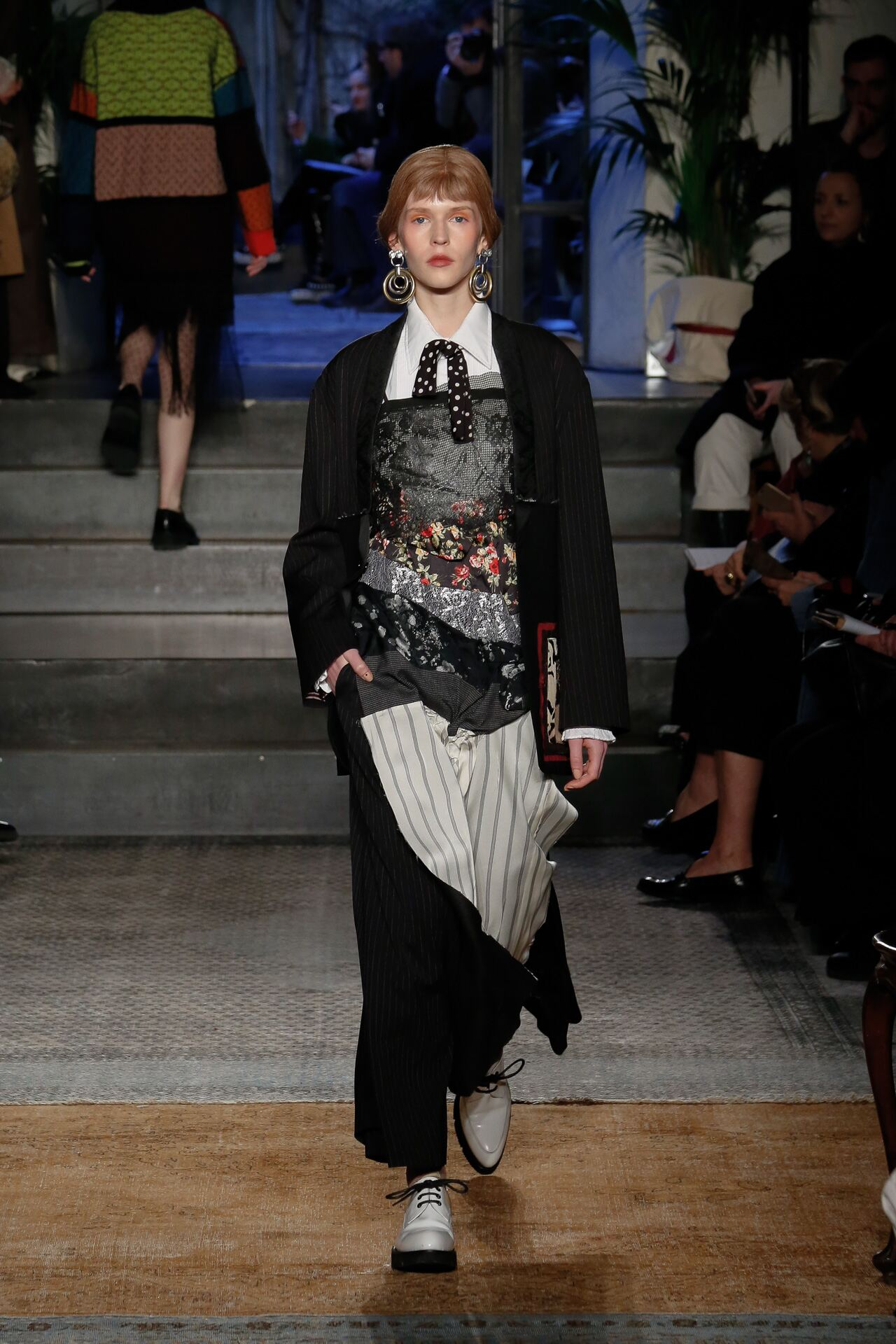 Fashion 2019 Catwalk Antonio Marras Winter Womens Collection
