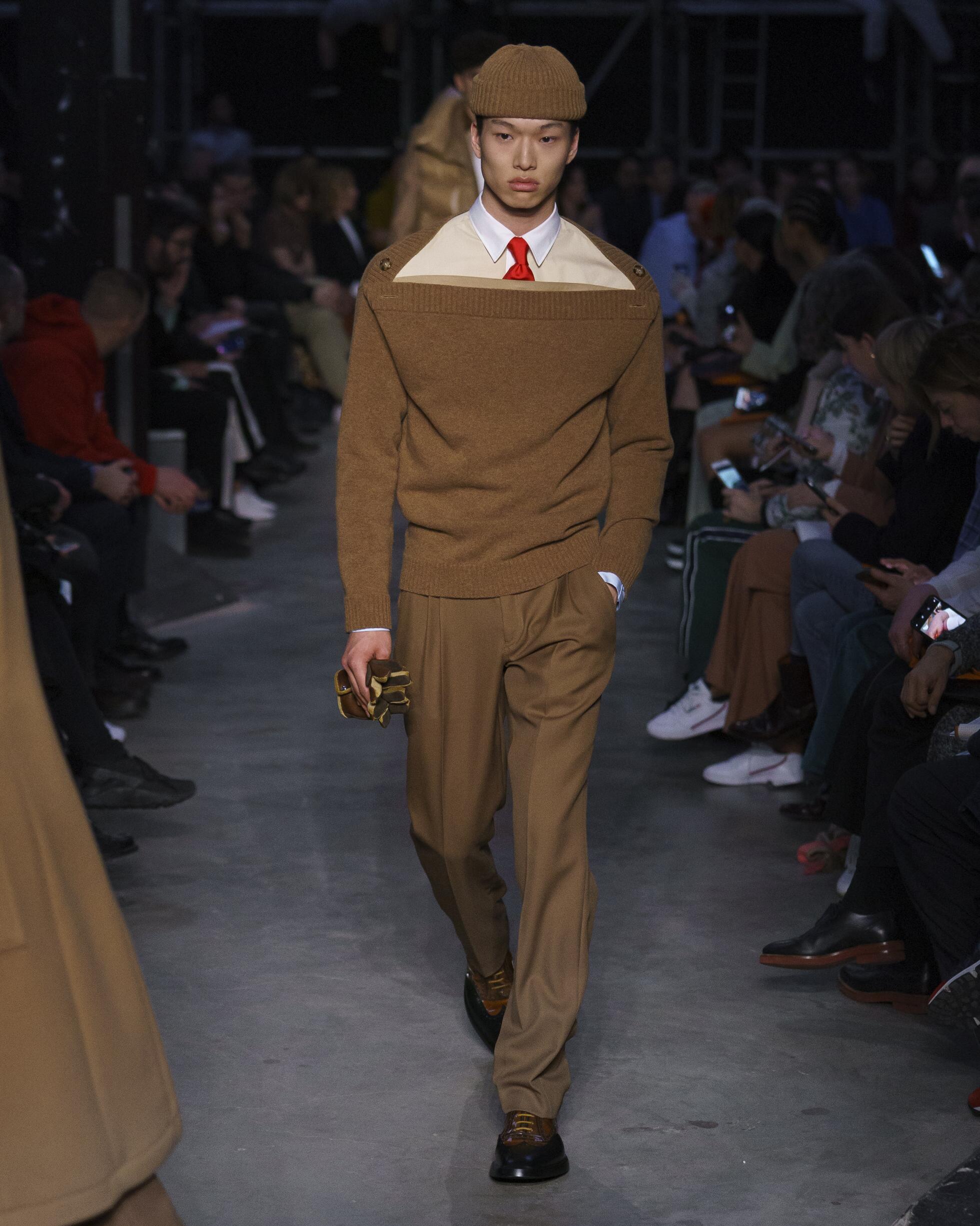 Fashion 2019 Men Style Burberry