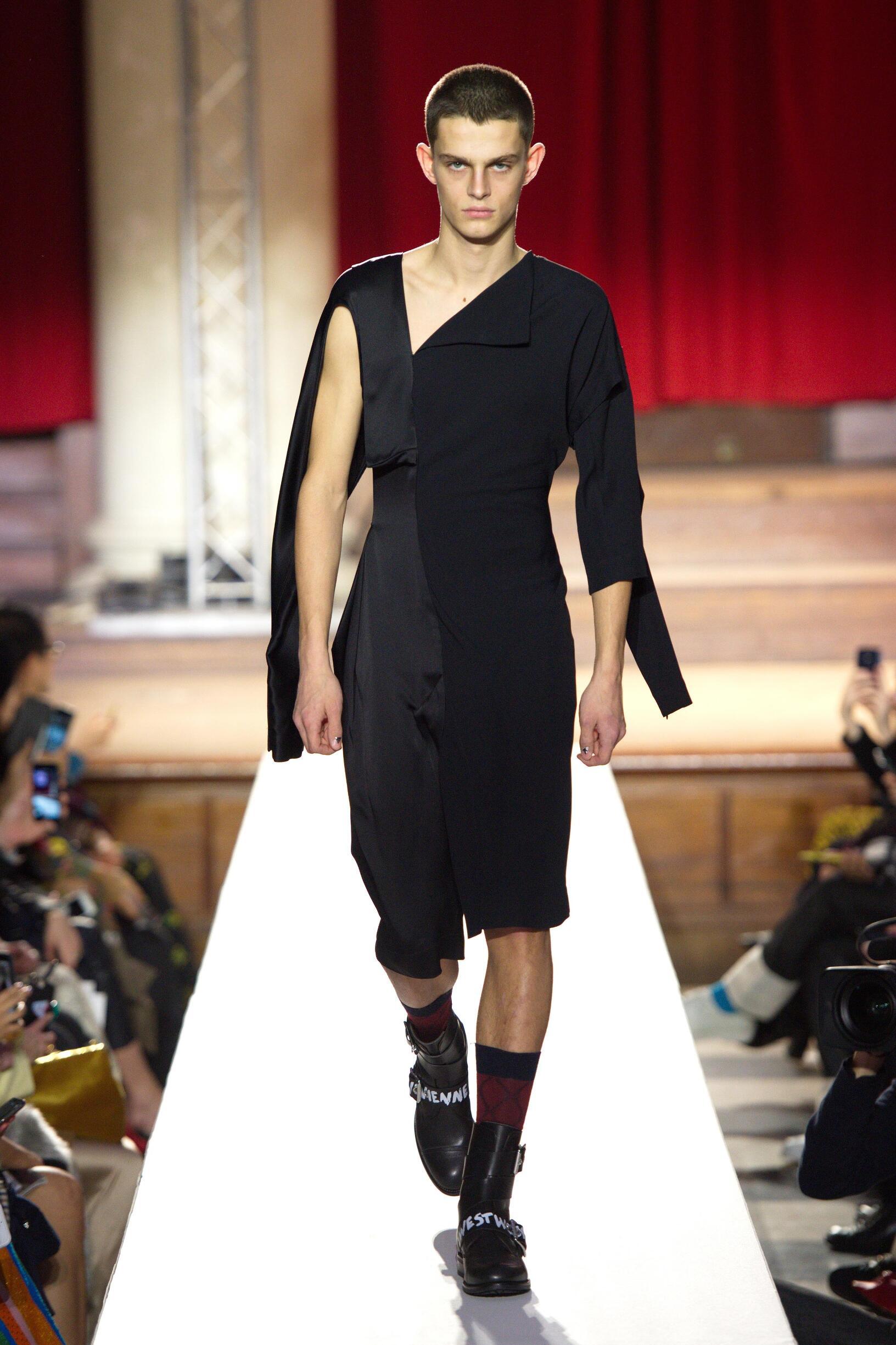 Fashion 2019 Men Style Vivienne Westwood
