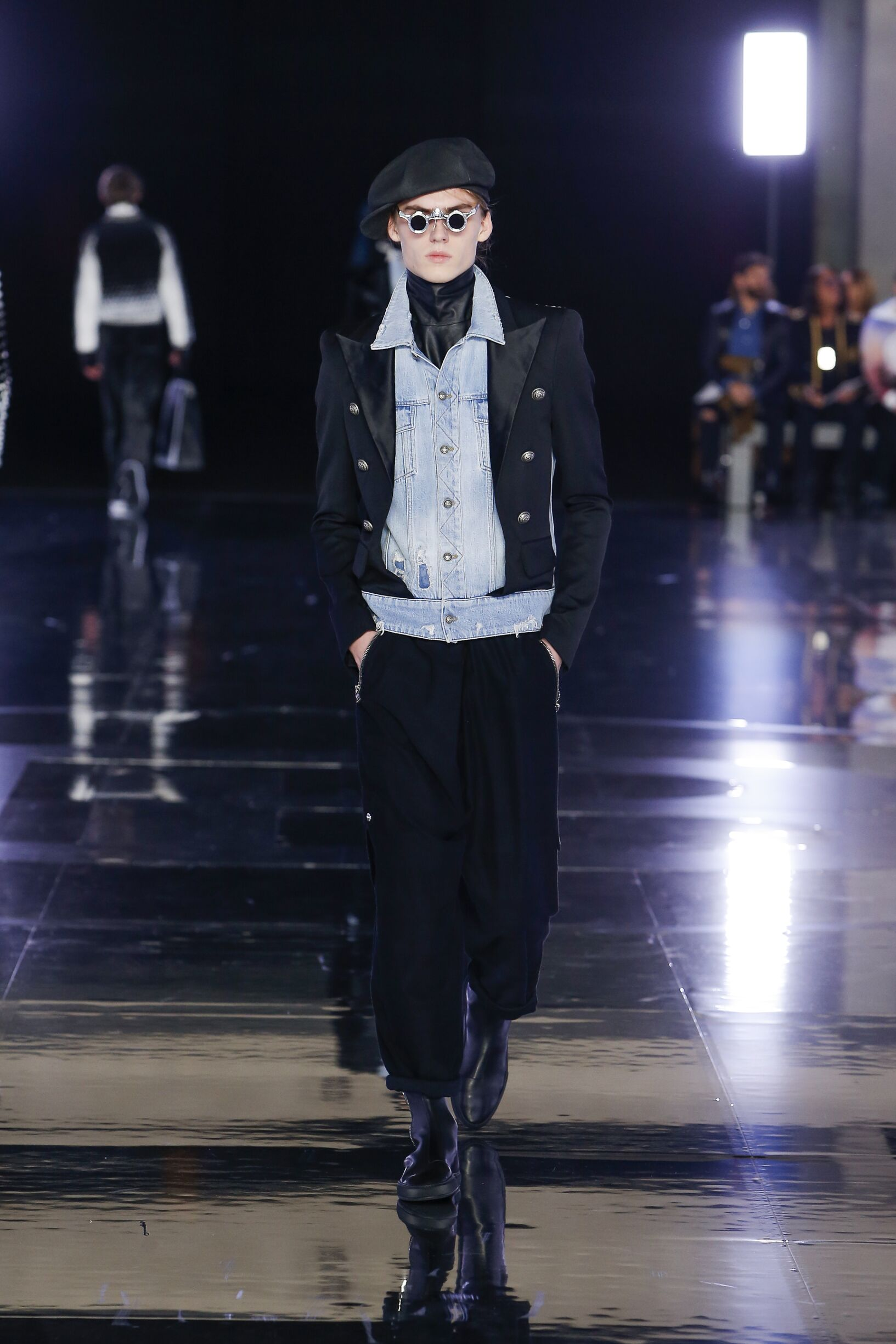 Fashion 2019 Mens Style Balmain
