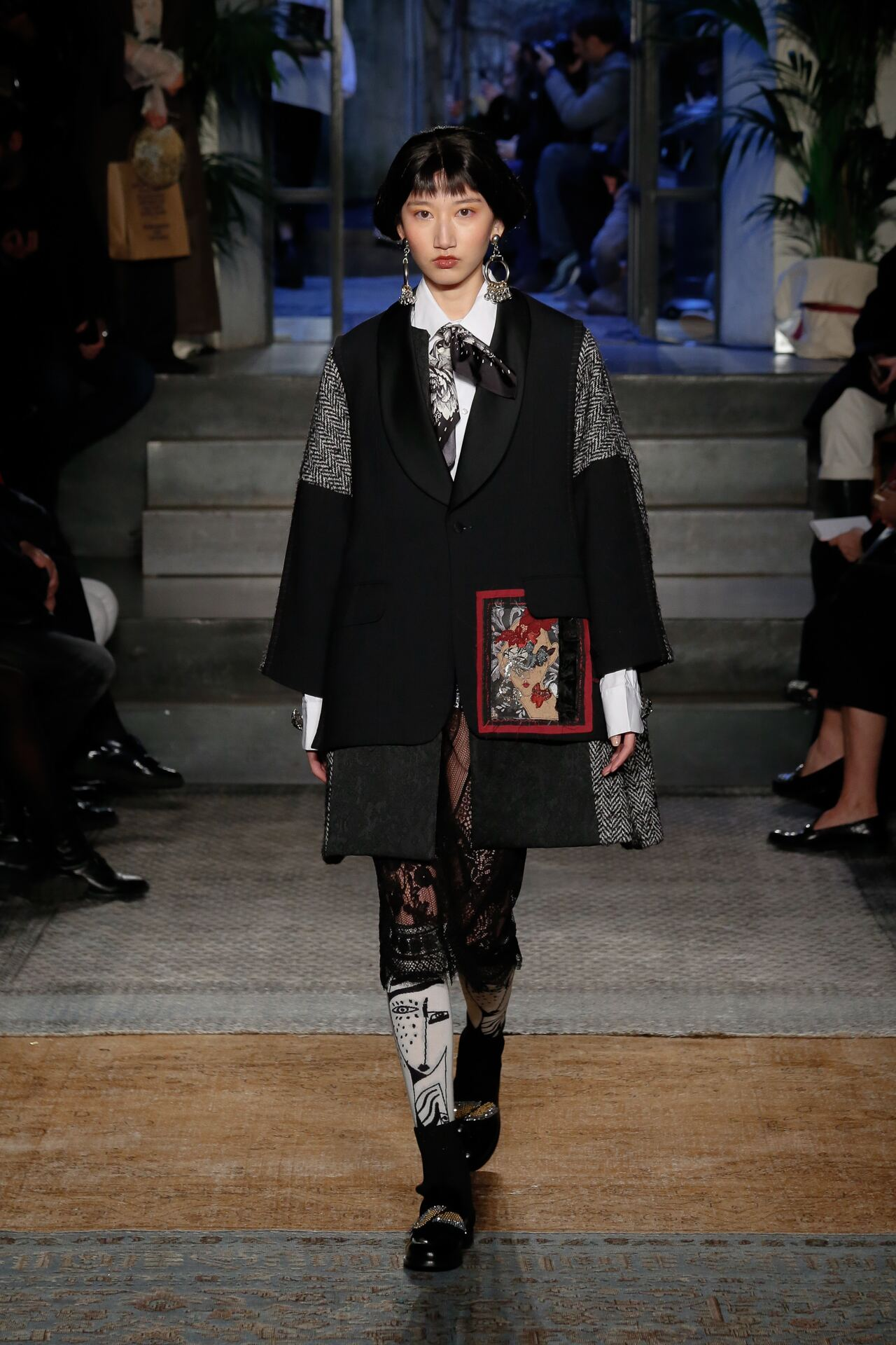 Fashion 2019 Runway Antonio Marras FW