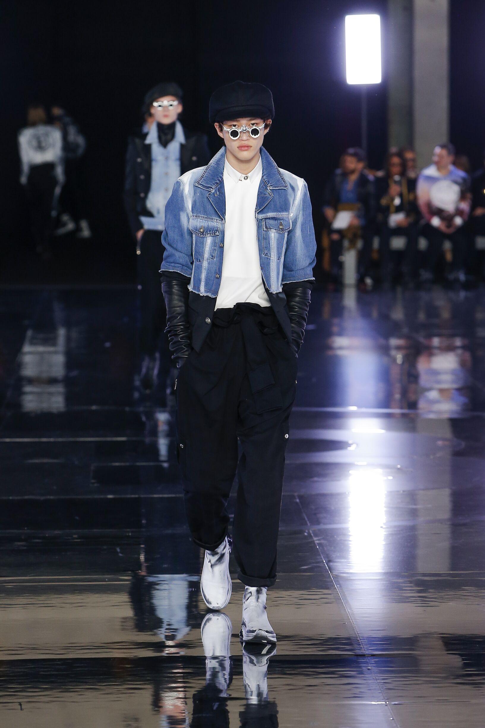 Fashion 2019 Runway Balmain Winter