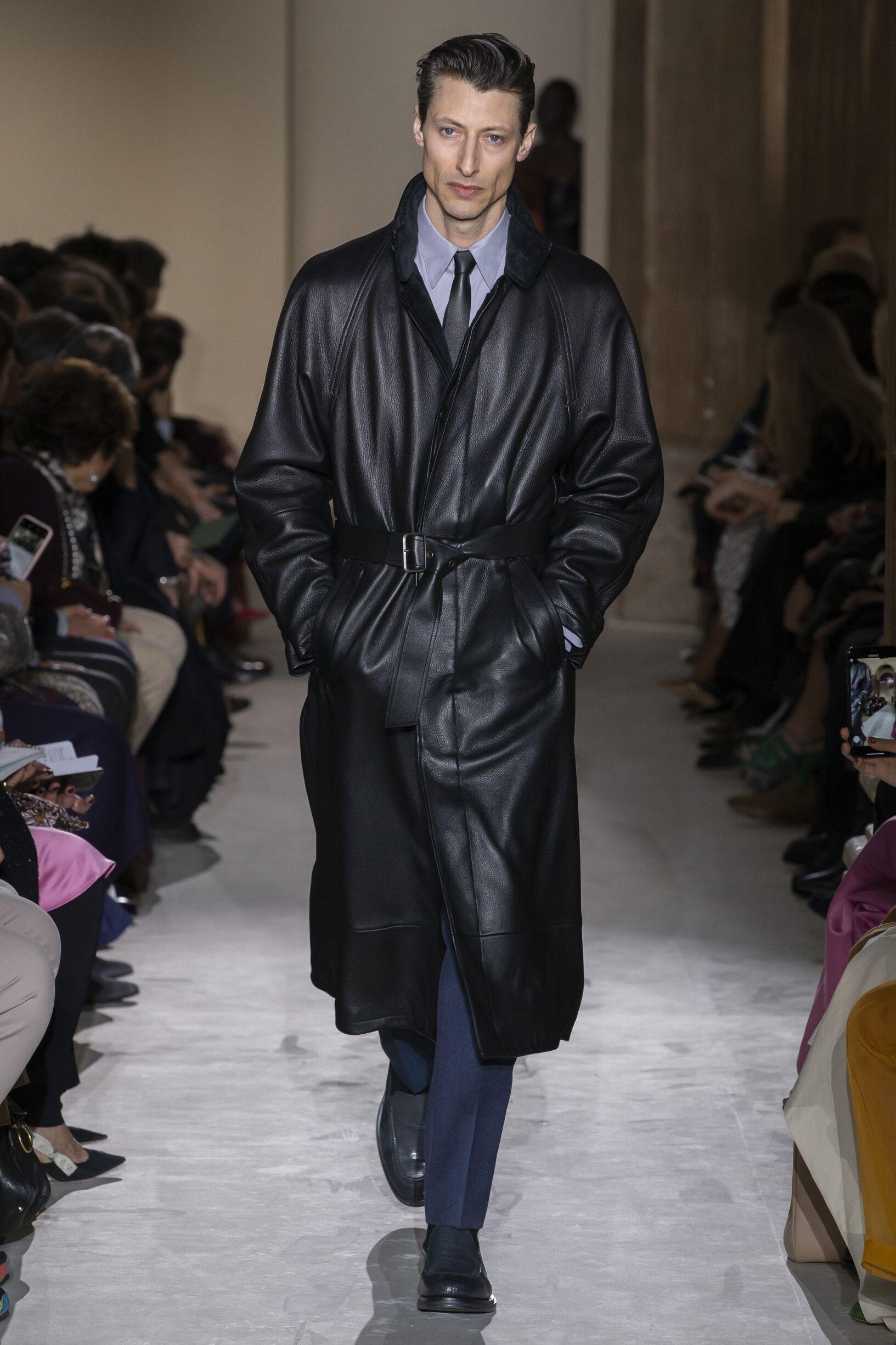 Fashion 2019 Runway Salvatore Ferragamo Winter