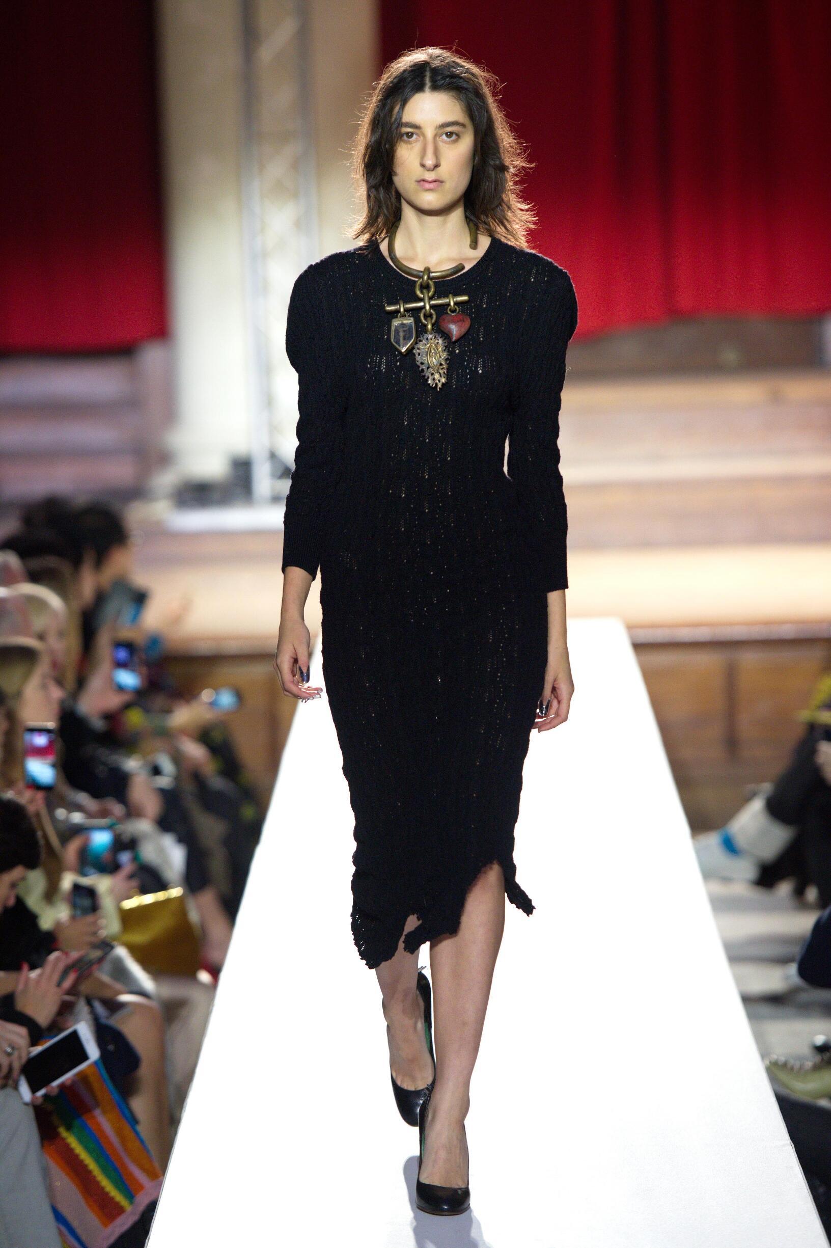 Fashion 2019 Runway Vivienne Westwood FW