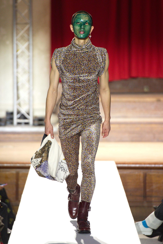 Fashion 2019 Runway Vivienne Westwood Winter