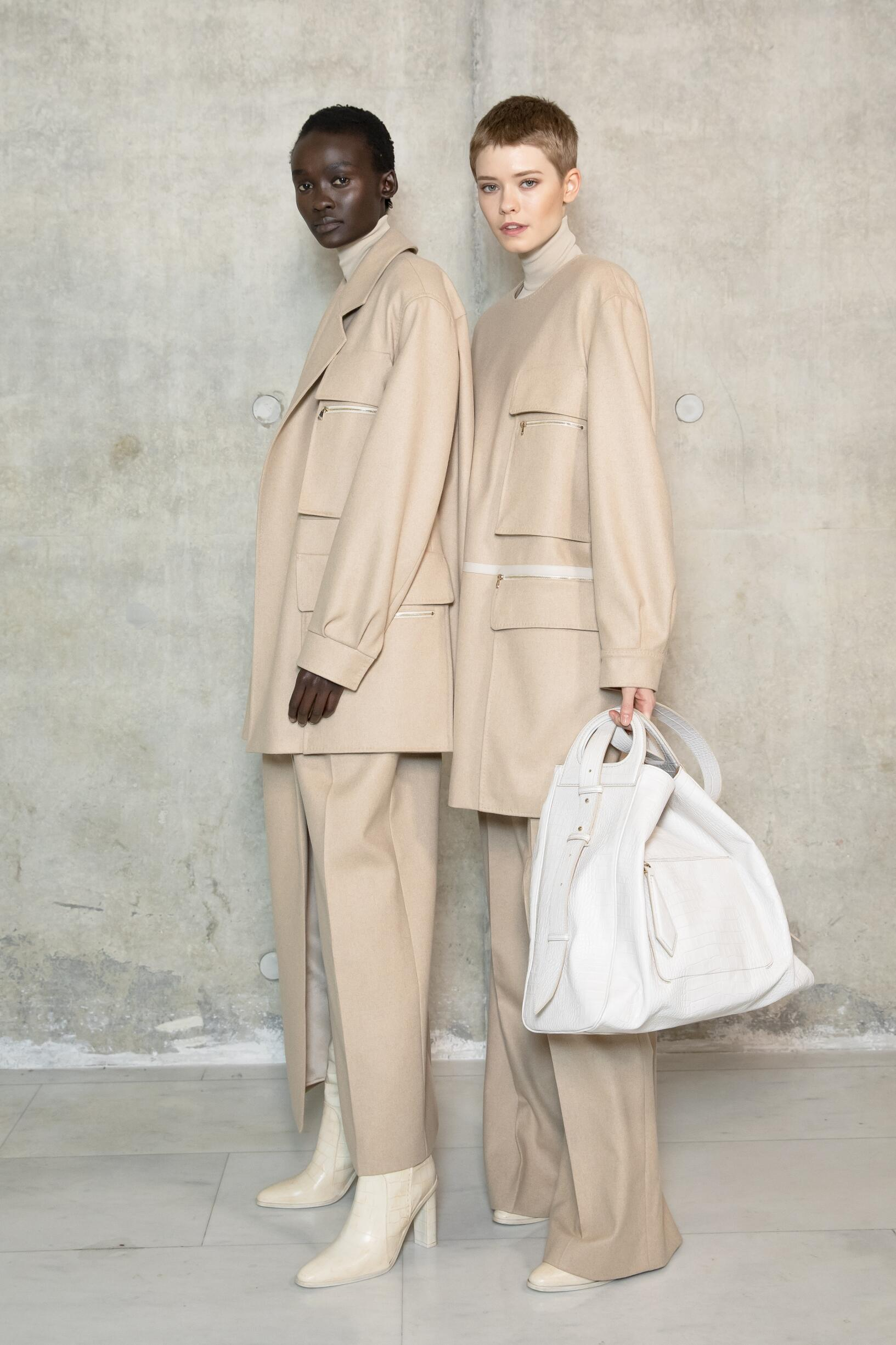 Fashion Models 2019 Backstage Max Mara