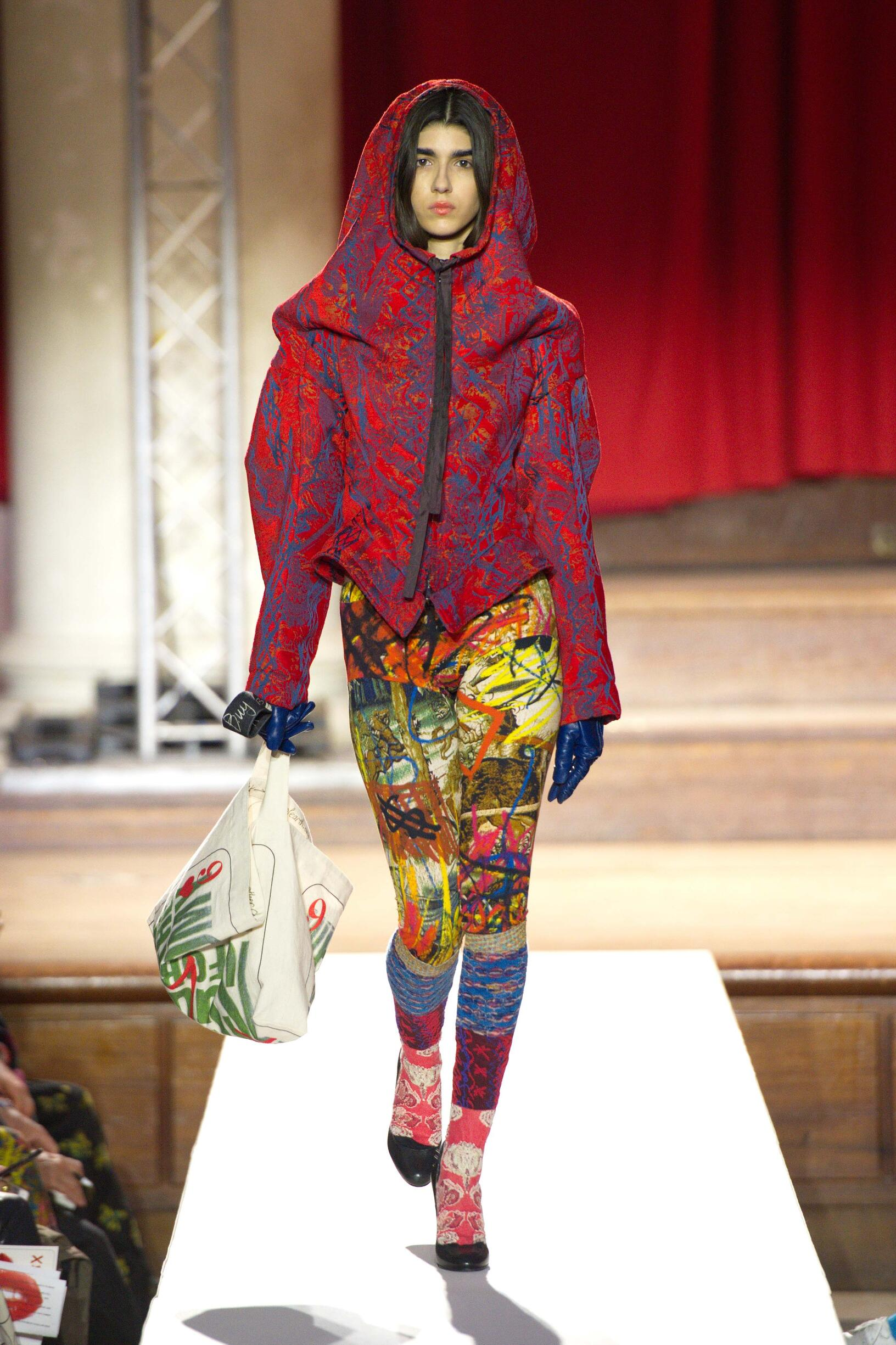 VIVIENNE WESTWOOD FALL WINTER 2019 COLLECTION The Skinny