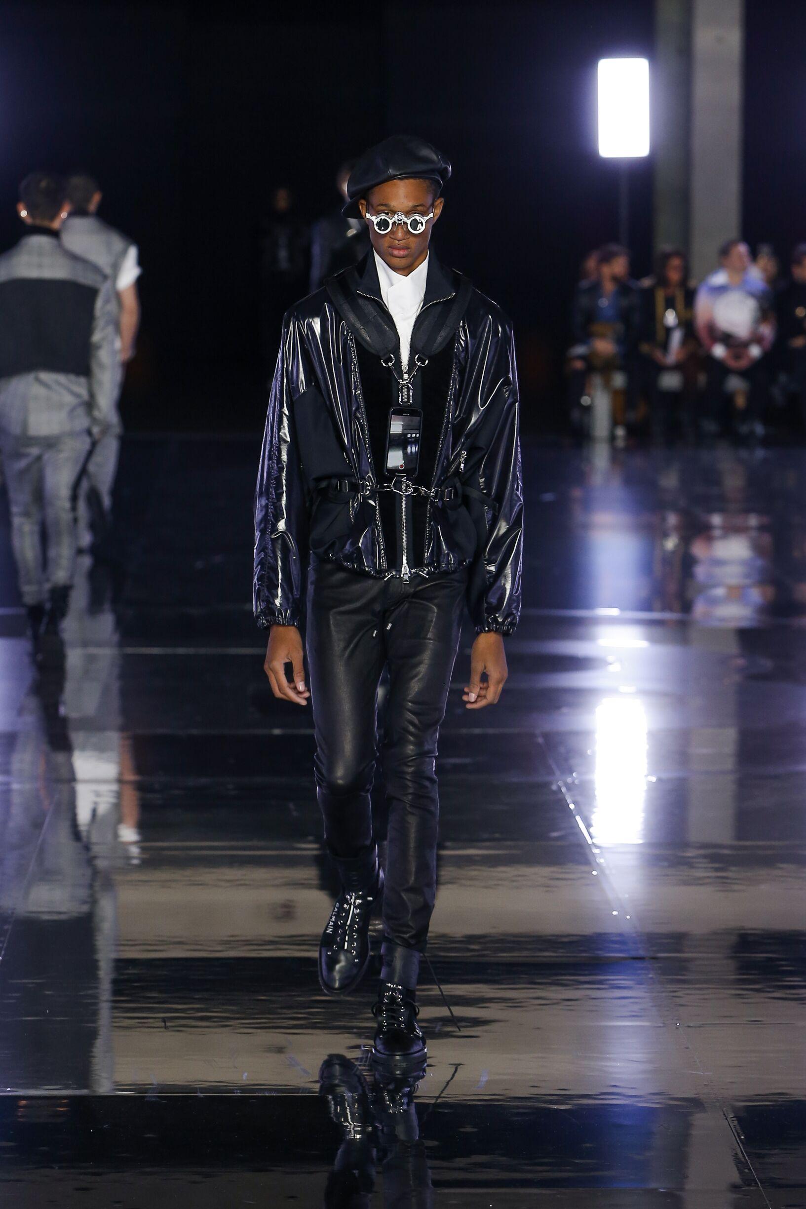 Fashion Trends 2019 Catwalk Balmain Winter Collection