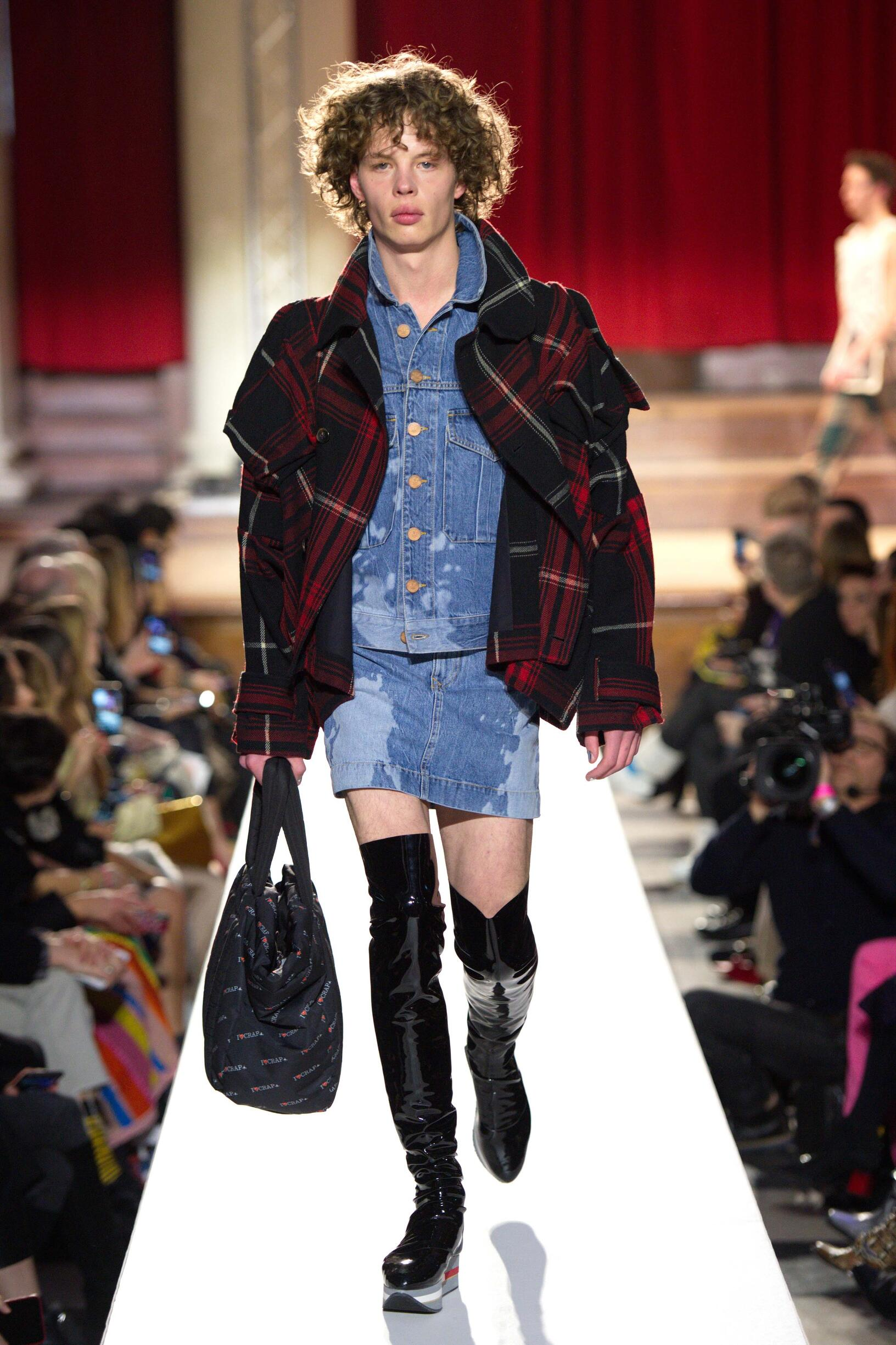 Fashion Week 2019 Catwalk Vivienne Westwood