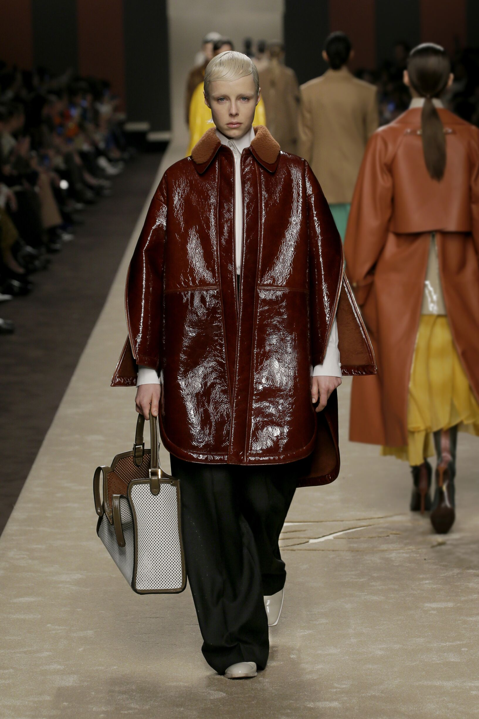 Fendi FW 2019 Womenswear