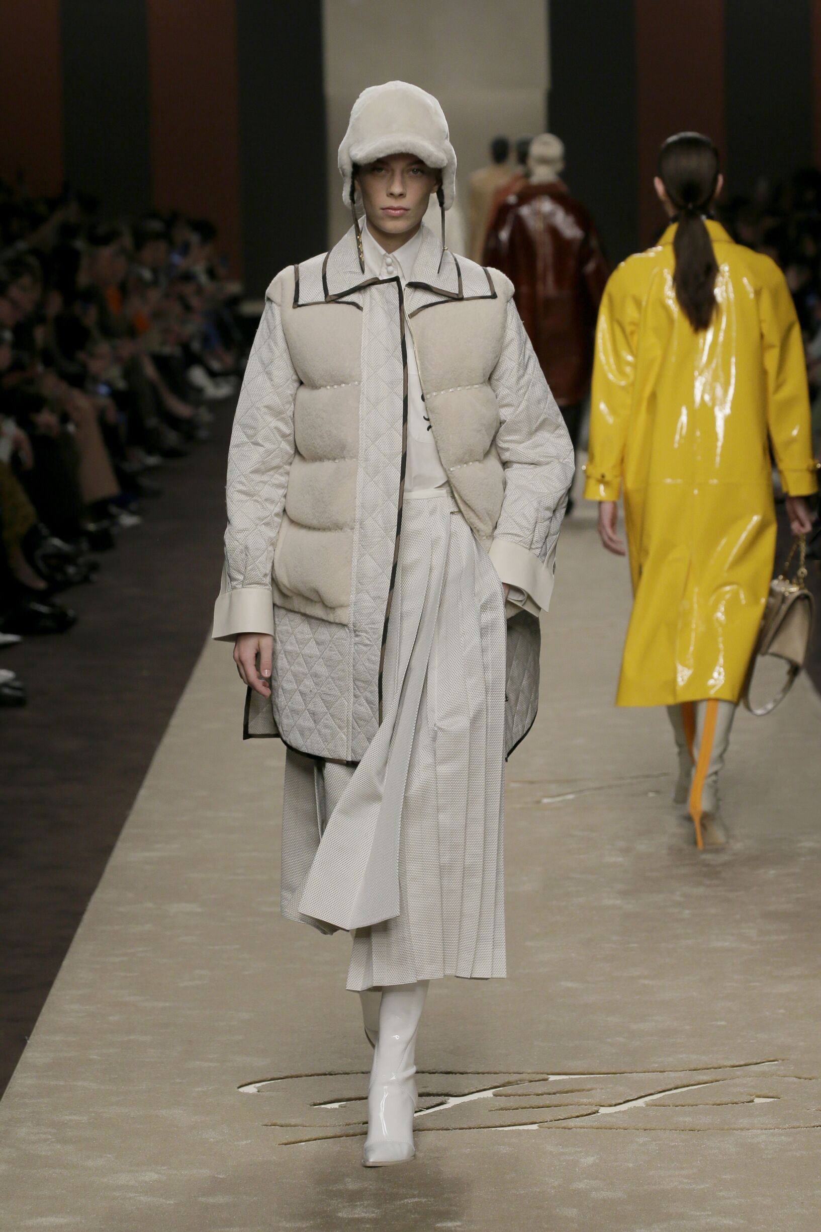 Fendi Milan Fashion Week Womenswear Trends