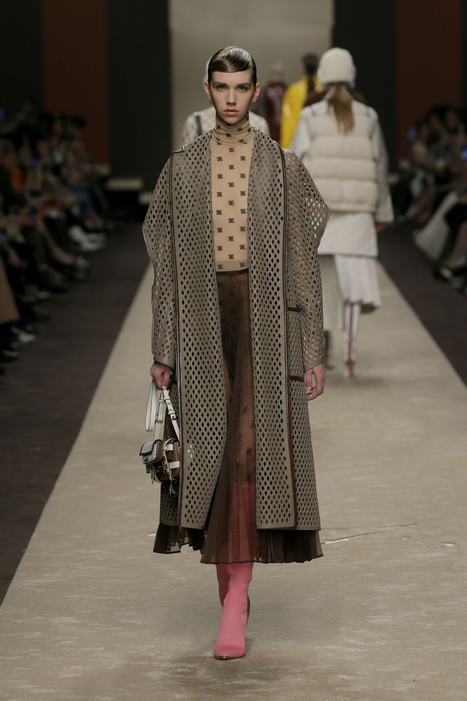 Fendi Womenswear Fashion Show