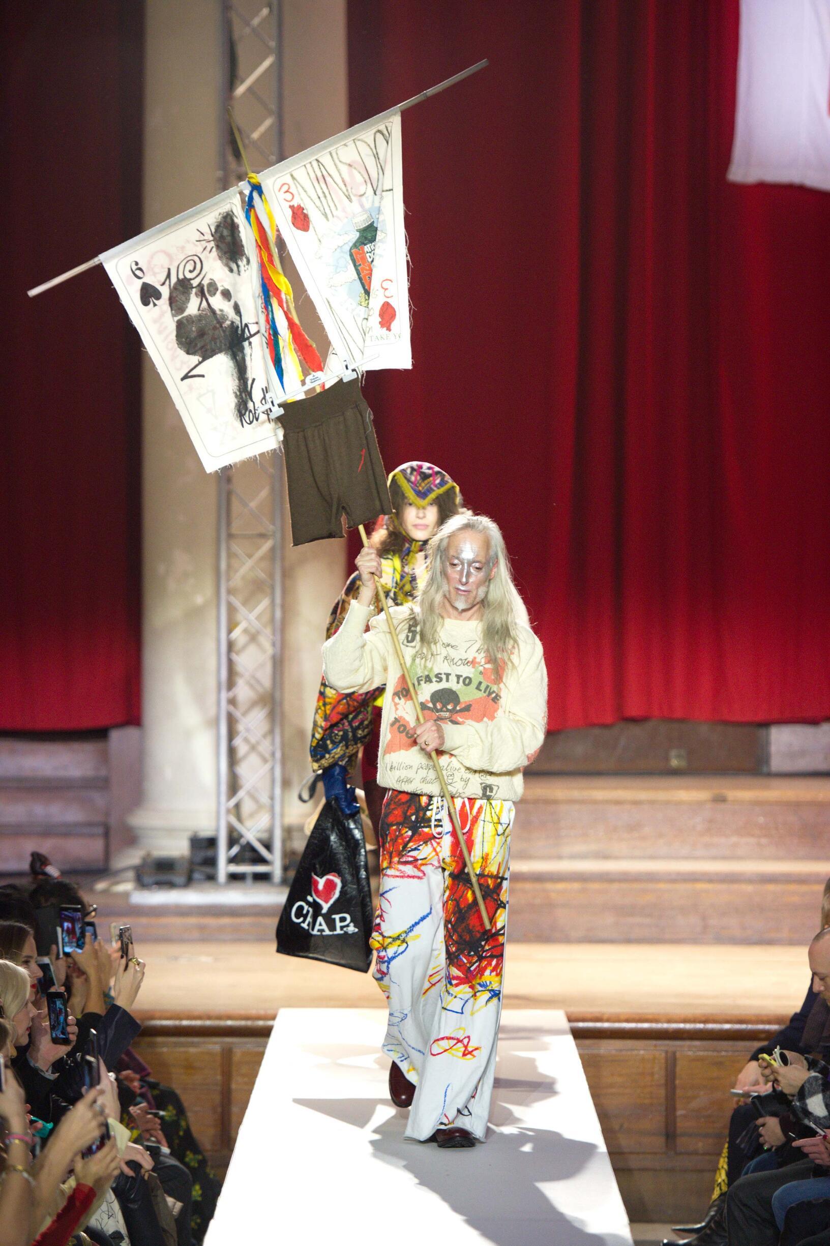 Finale Fashion 2019-20Vivienne Westwood