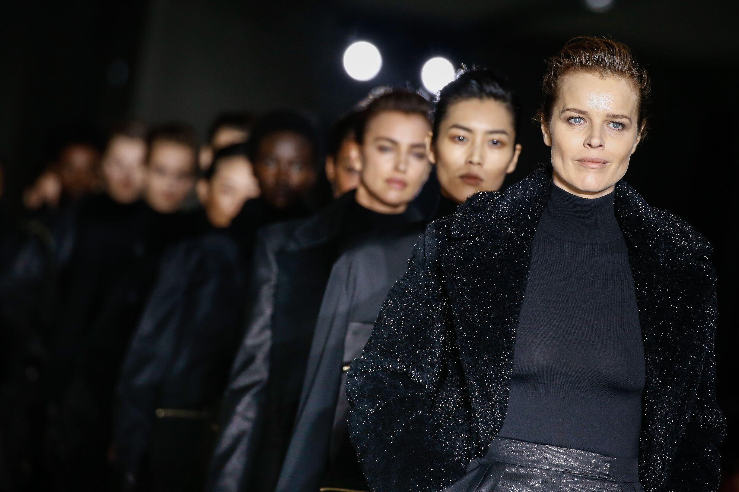 Finale Max Mara Milan Fashion Week