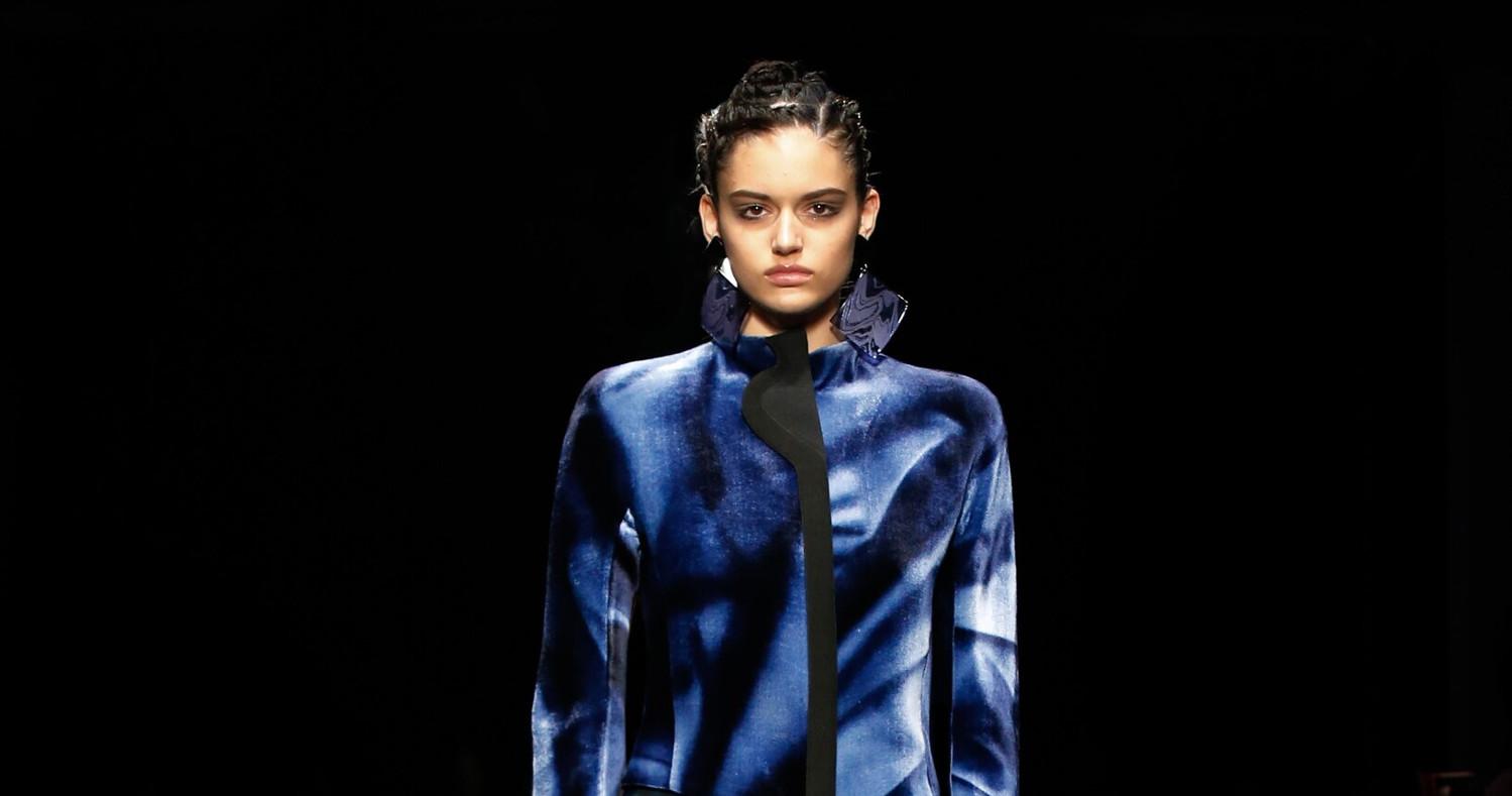 Giorgio Armani Fashion Show FW 2019 Milan