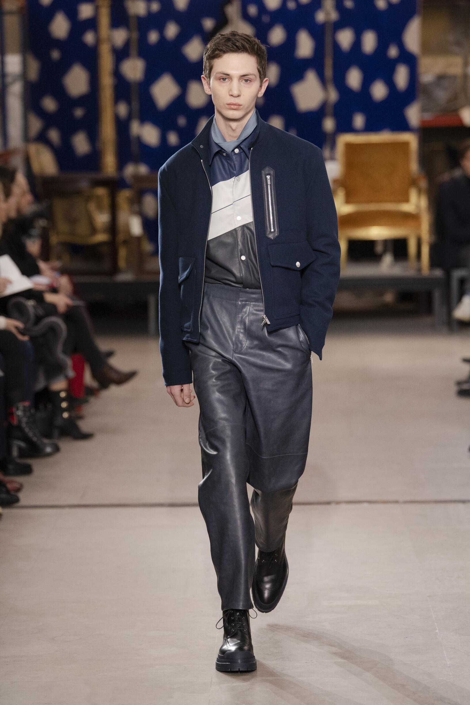 Hermès Fall Winter 2019 Mens Collection Paris Fashion Week