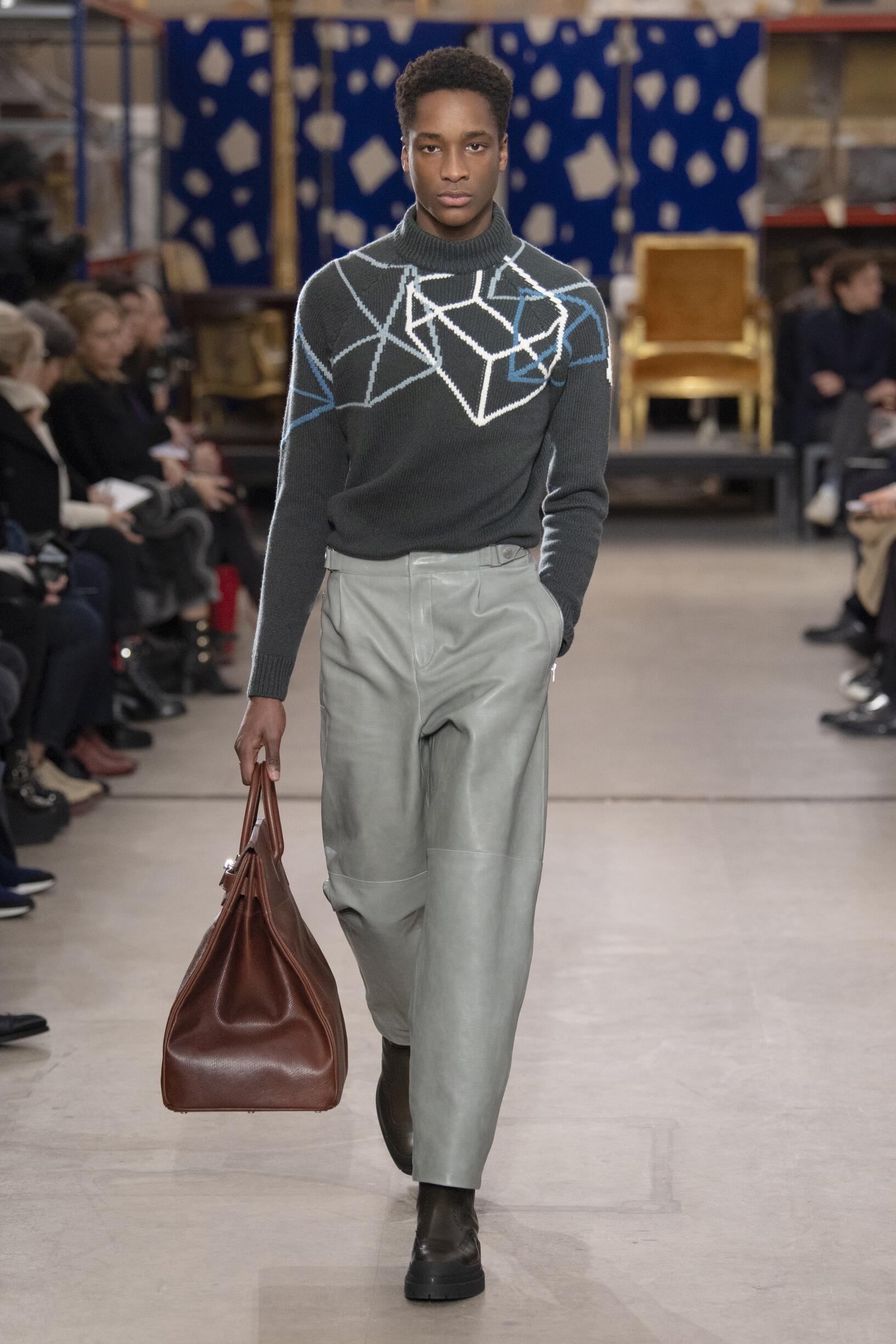 Hermès Men Style
