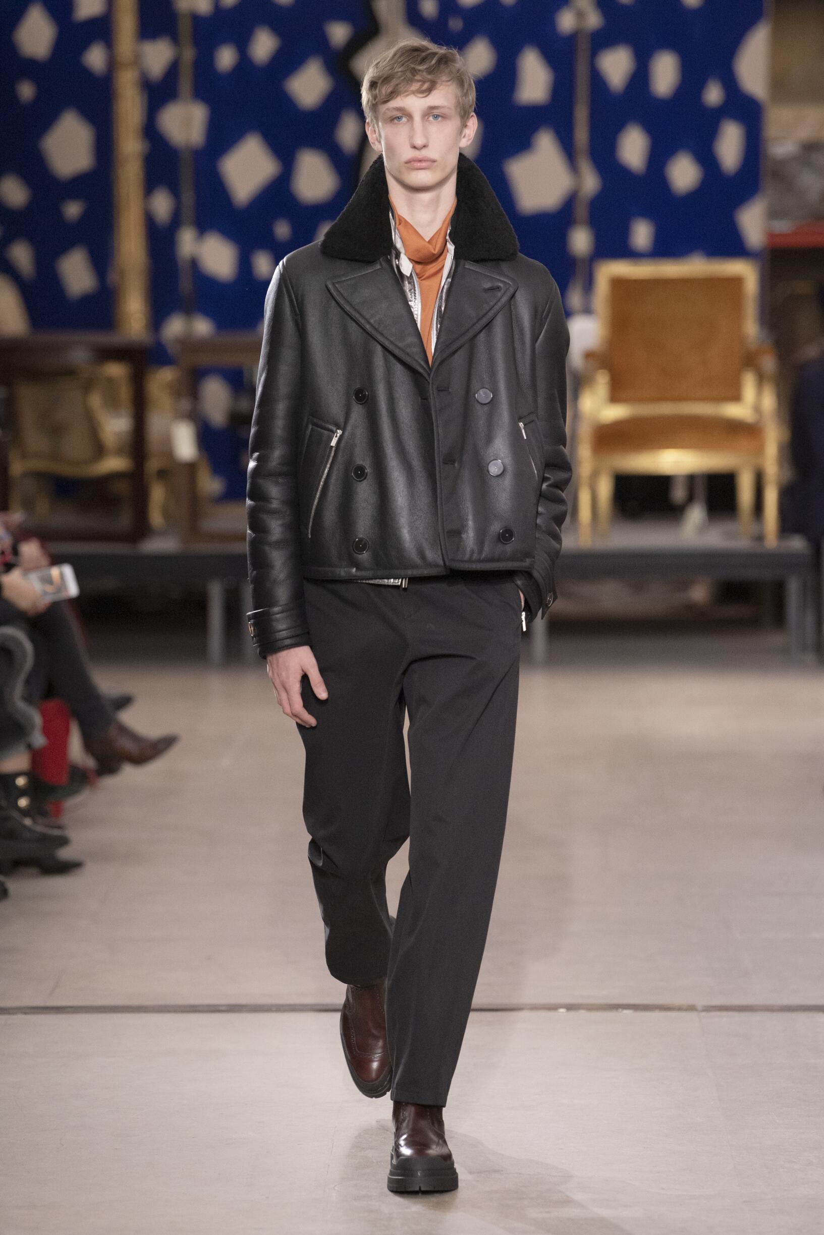 Hermès Men's Collection 2019-20