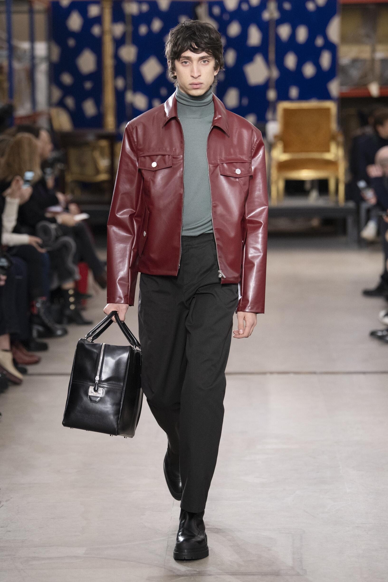 Hermès Menswear Fashion Show