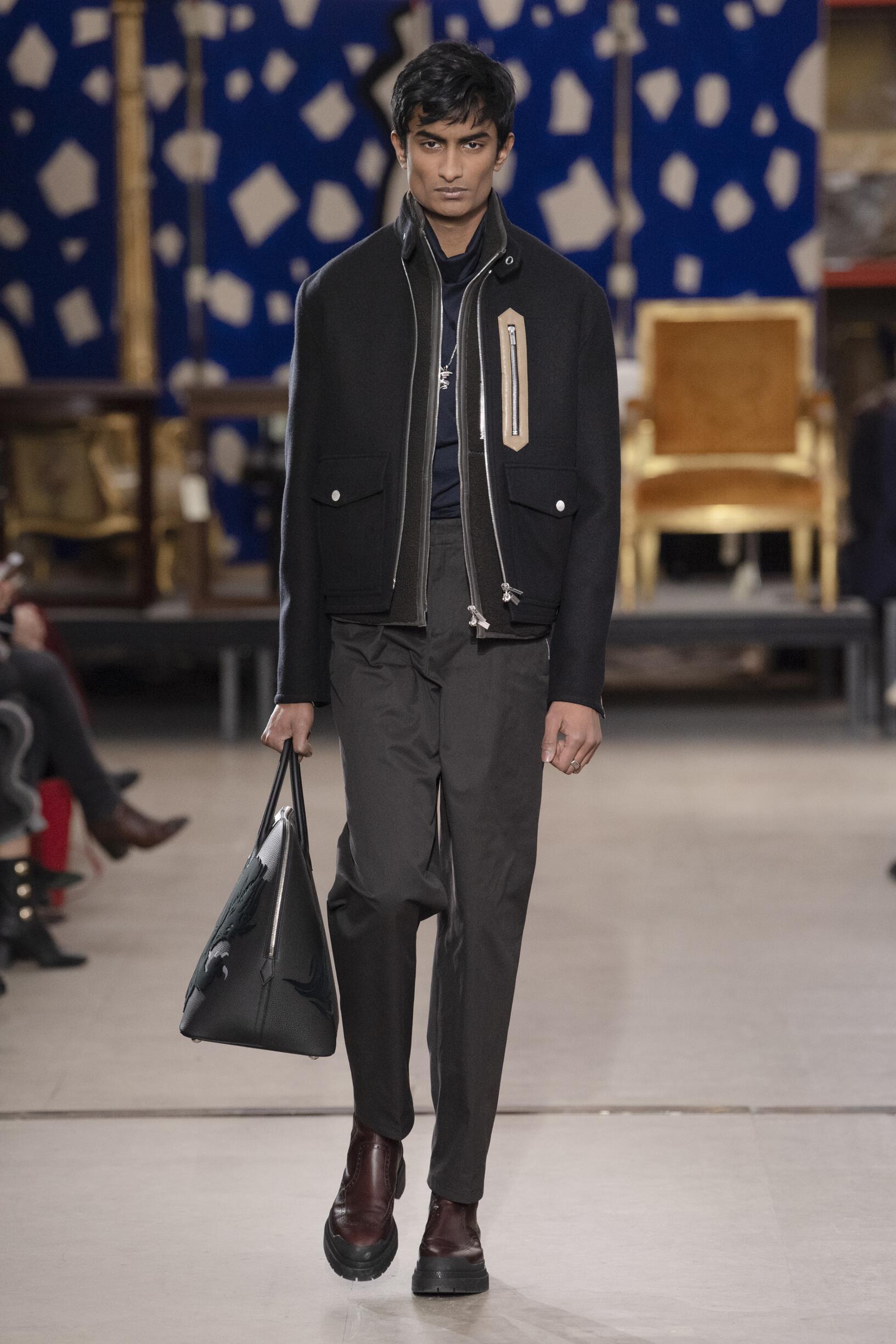 Hermès Paris Fashion Week Menswear Trends