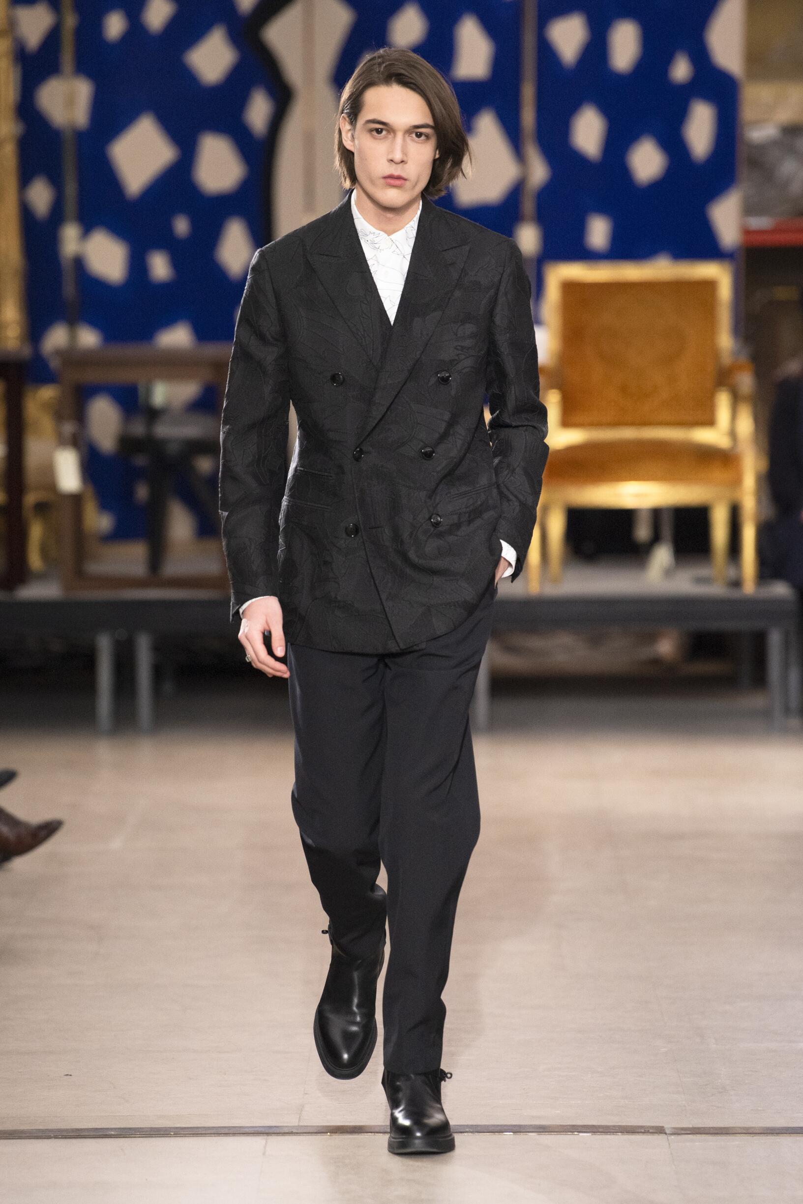 Hermès Paris Fashion Week Menswear