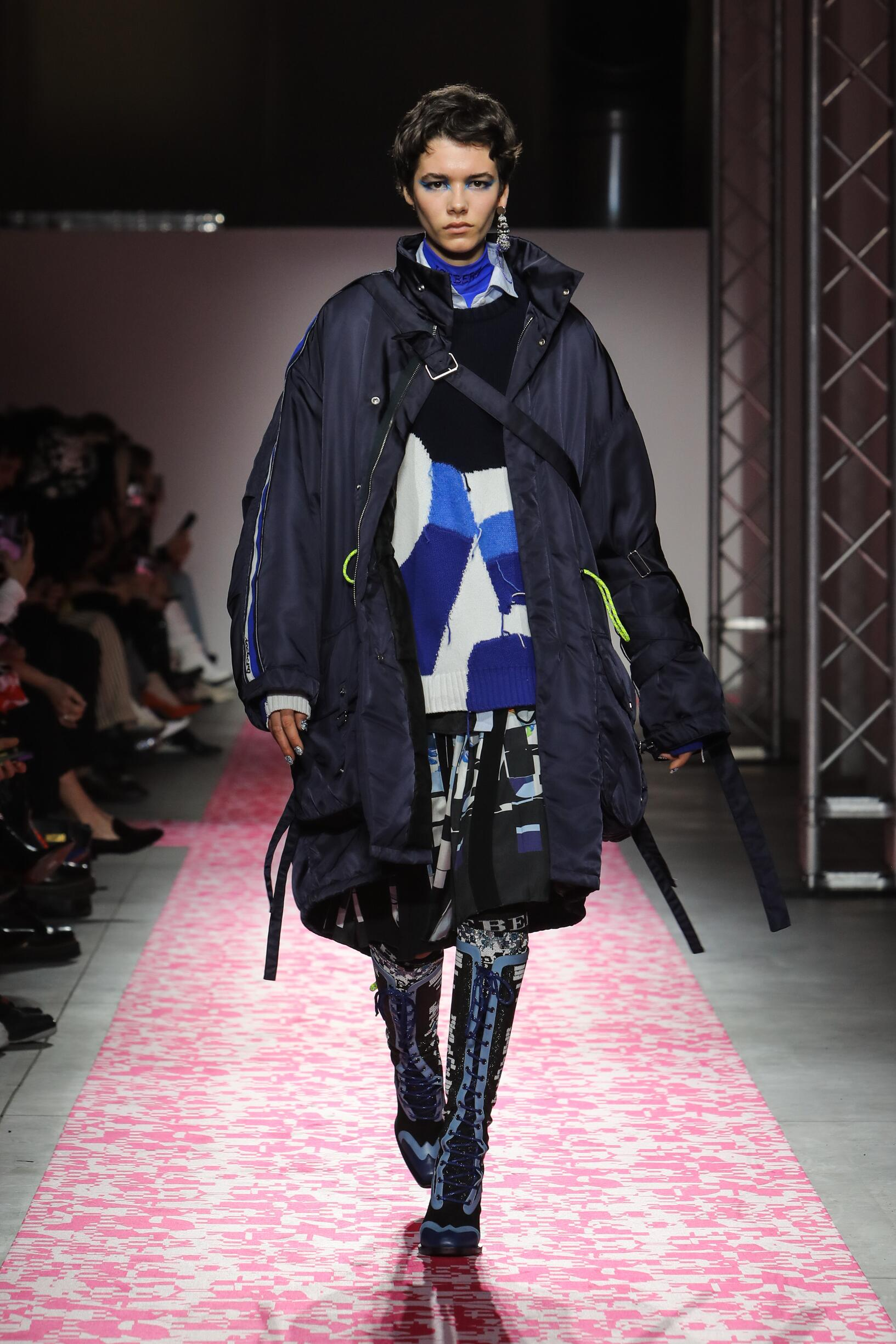 Iceberg Fall Winter 2019 Womens Collection Milan Fashion Week